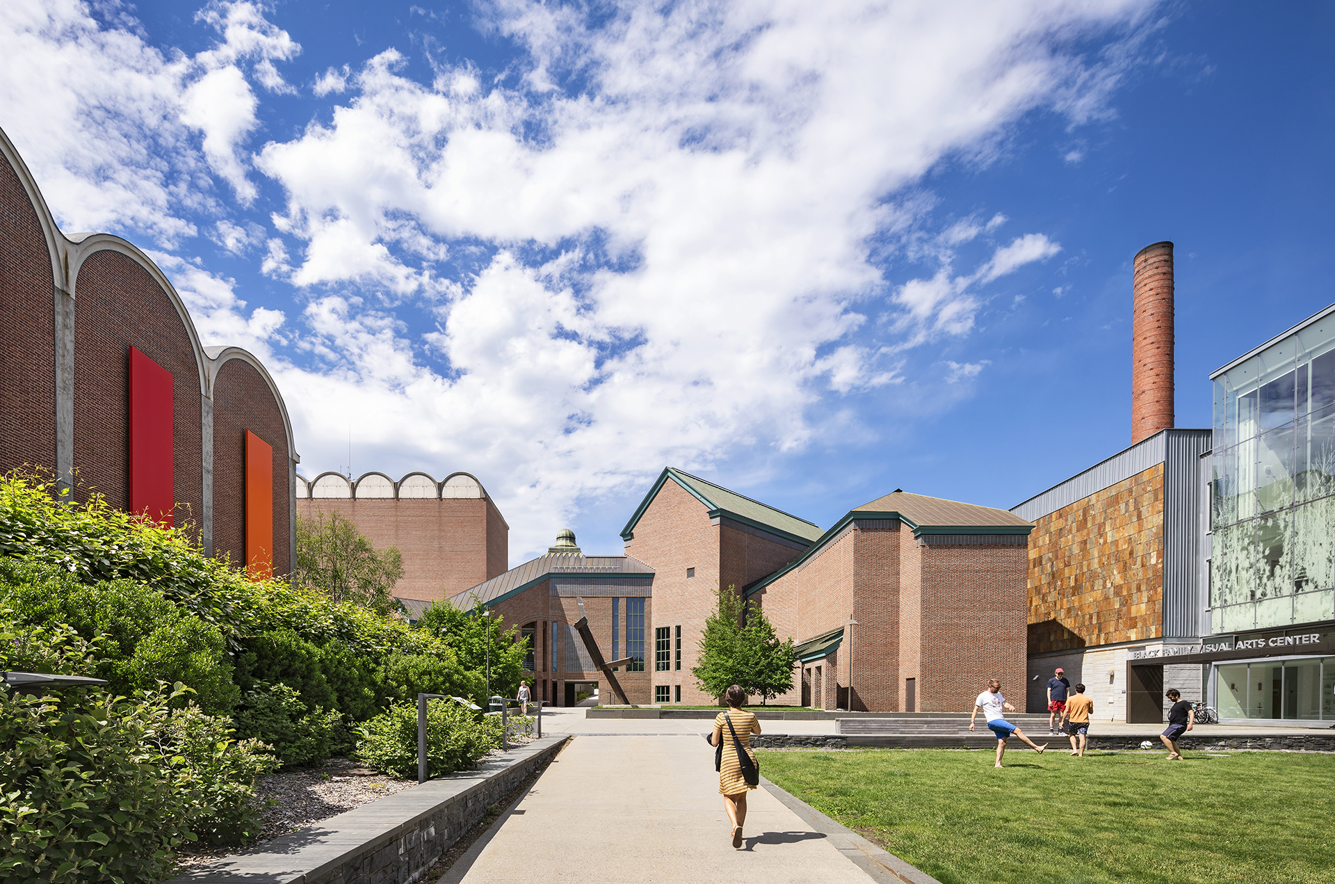 Hood Museum of Art, Dartmouth |Billie Tsien | Tod Williams Billie Tsien Architects | STIRworld