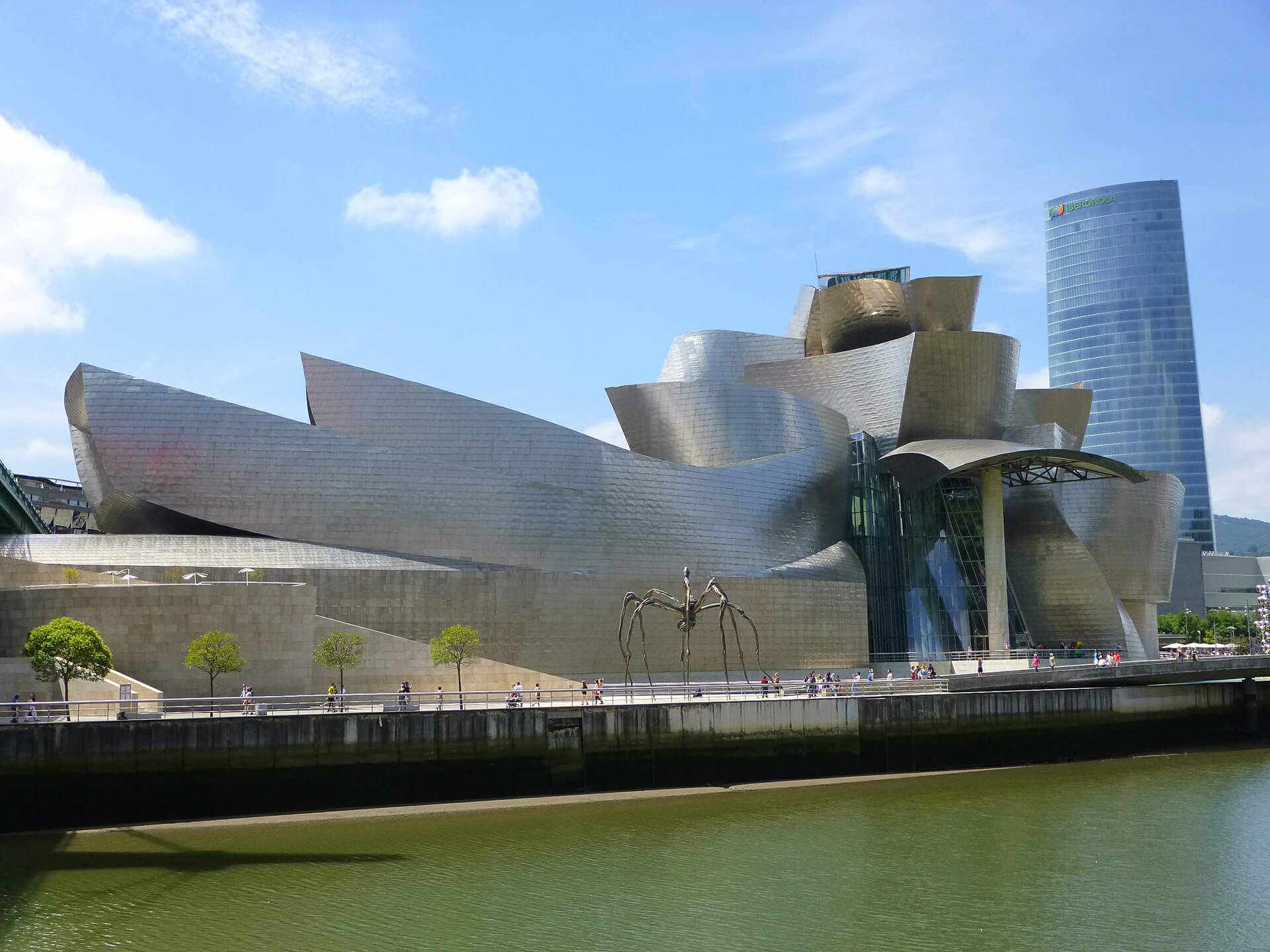 The Guggenheim Museum in Bilbao, Spain | Frank Gehry | STIRworld