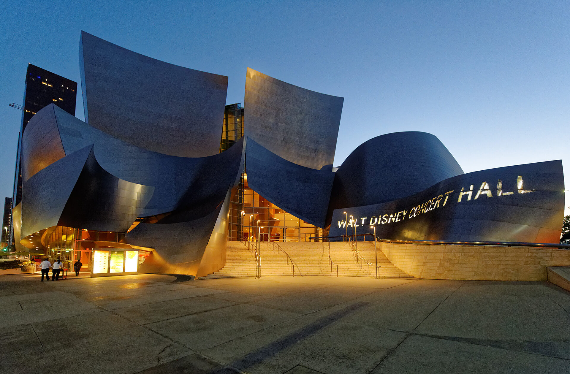 Walt Disney Concert Hall in Los Angeles | Frank Gehry | STIRworld