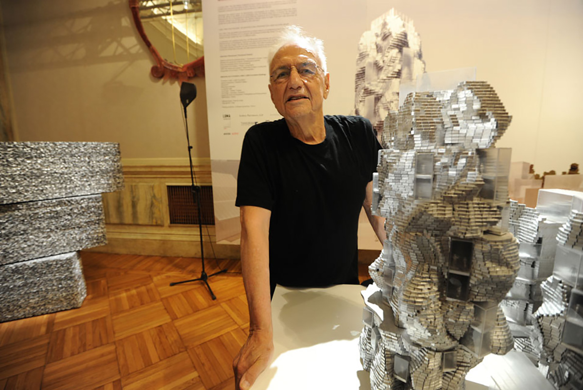 Gehry's works highlight a post structuralist aesthetic | STIRworld