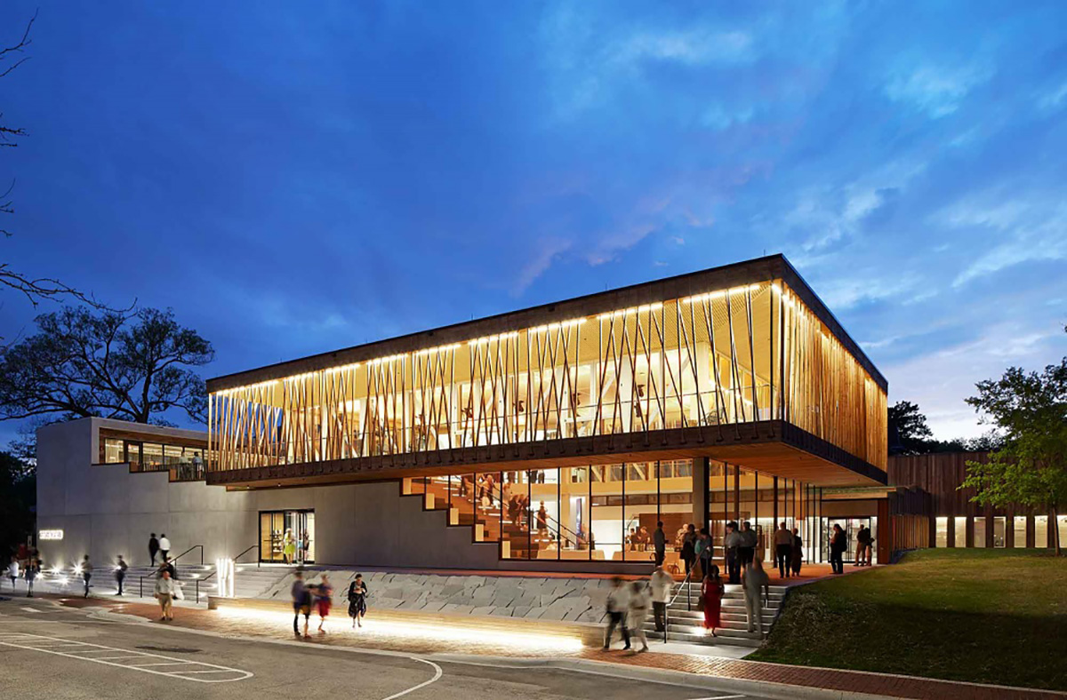 Writer's Theatre in Illinois by Studio Gang, led by Jeanne Gang | Jeanne Gang | STIRworld