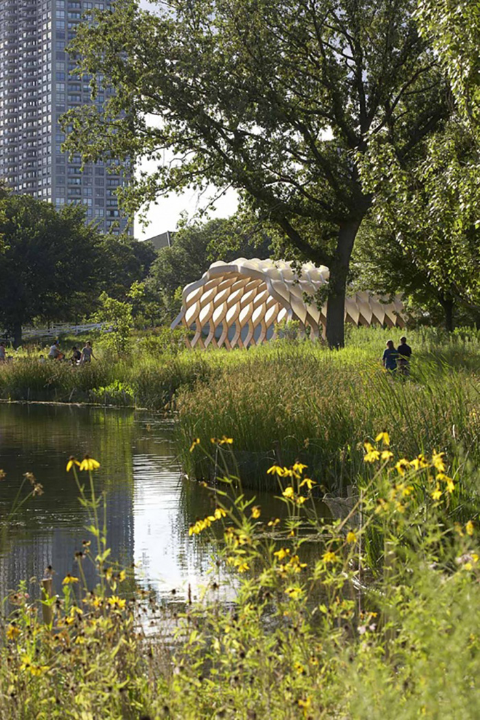 Studio Gang's Nature Boardwalk at Lincoln Park Zoo in Chicago | Jeanne Gang | STIRworld