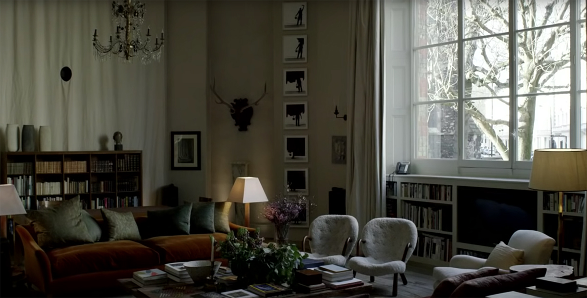 In Residence: Rose Uniacke by NOWNESS | STIRworld