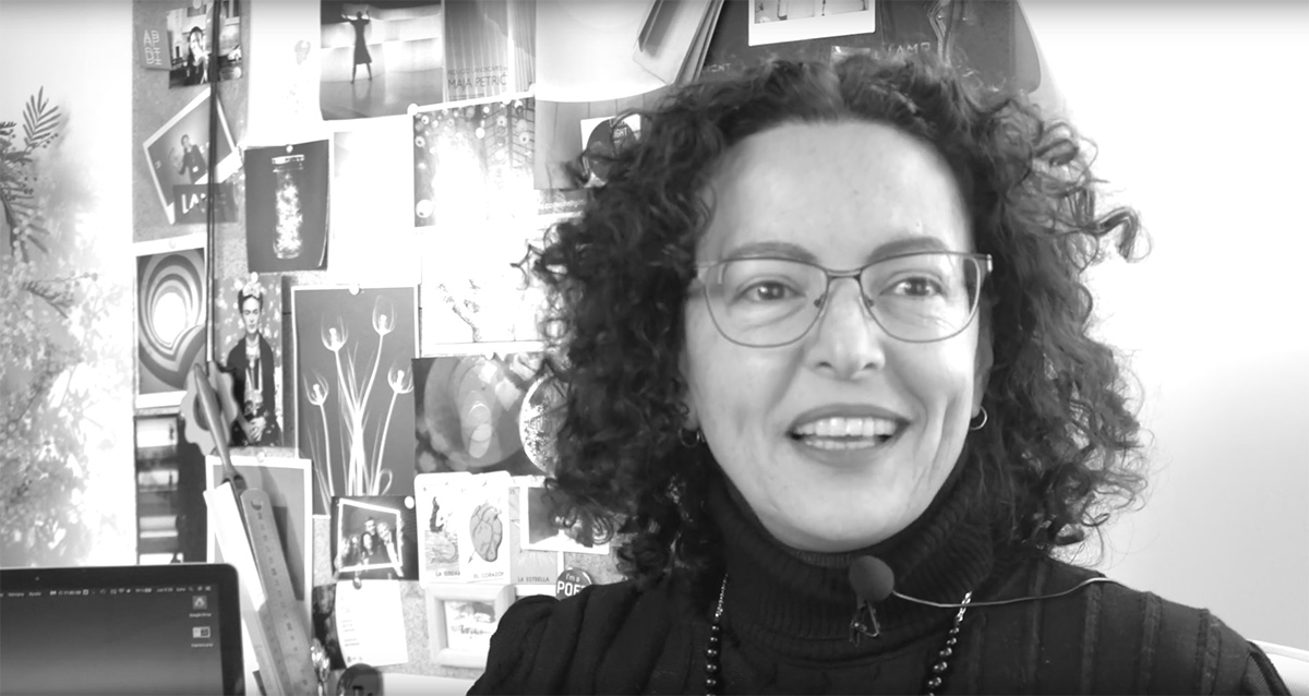 Lara Elbaz, lighting designer running her own studio, Lara Elbaz Lighting Design, in Madrid, Spain | Lara Elbaz from Lara Elbaz Lighting Design for Women in Lighting | Light Collective| STIRworld