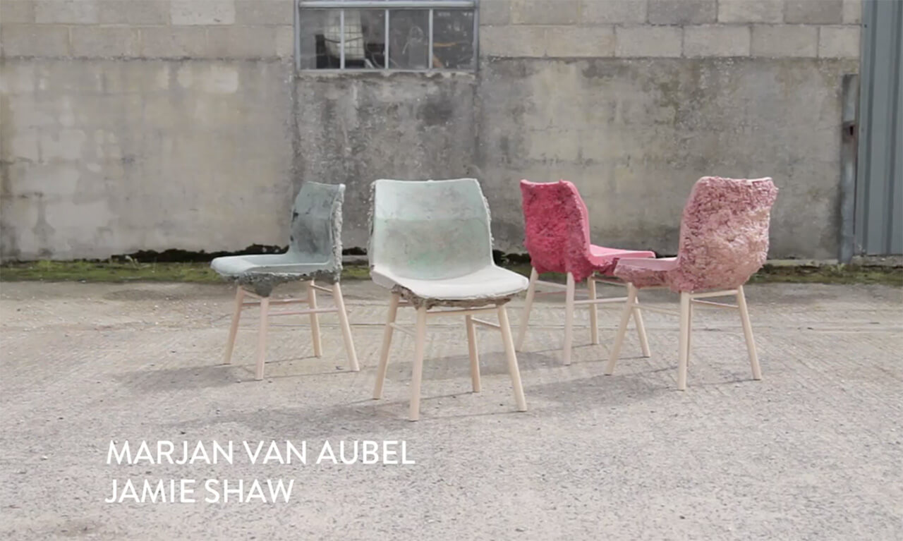 The making of the Well Proven Chair | Made in the Netherlands: Curated by Wendy Plomp | STIRworld