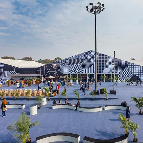 Open call to design the India Art Fair facade