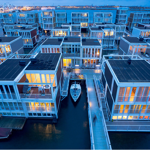 Sea Change: Flood Resilient Architecture for the 21st Century