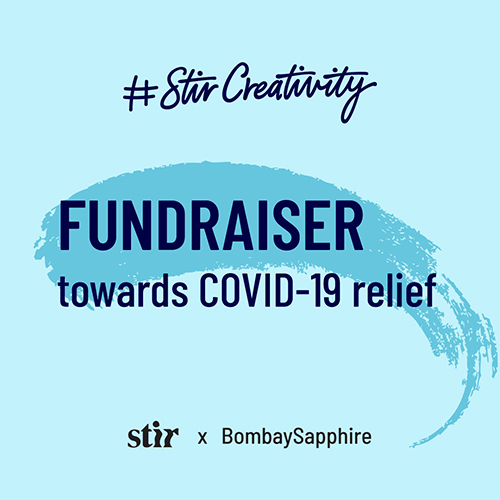 STIR Creativity - FUNDRAISER