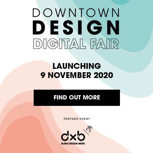 Downtown Design 2020, Dubai