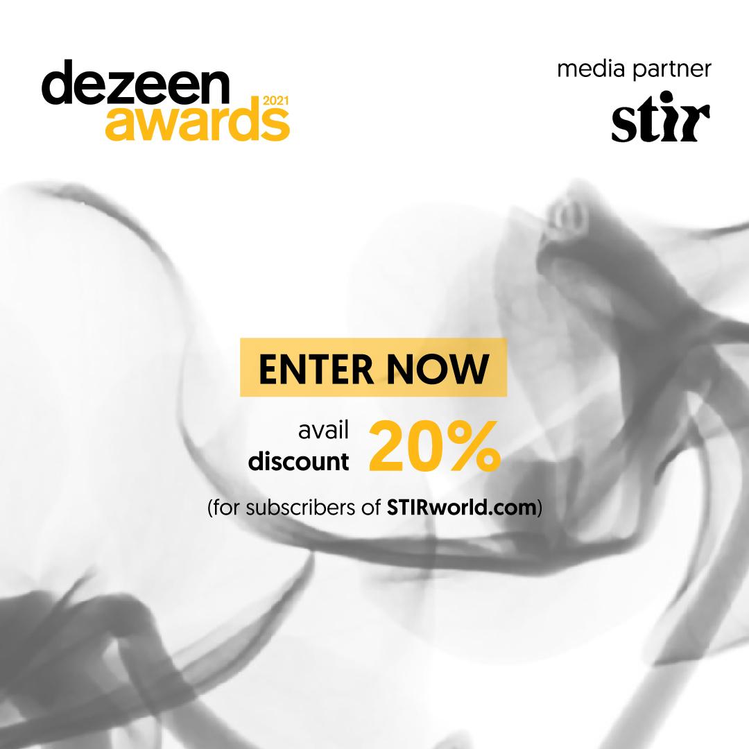 Dezeen Awards 2021