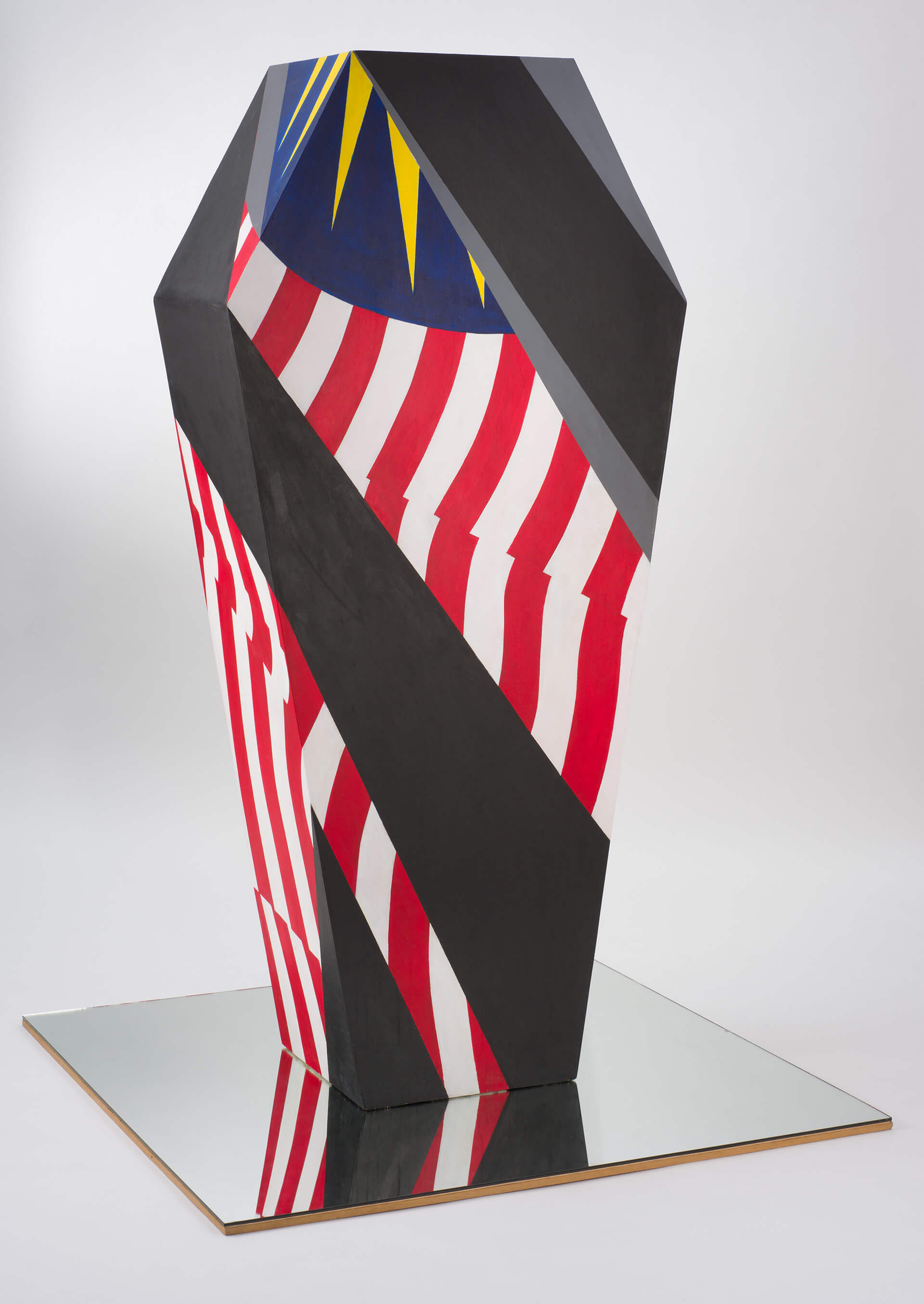 May 13, 1969, (1969, reconstructed 2006) | The Body Politic and the Body | Singapore Art Museum | STIRworld