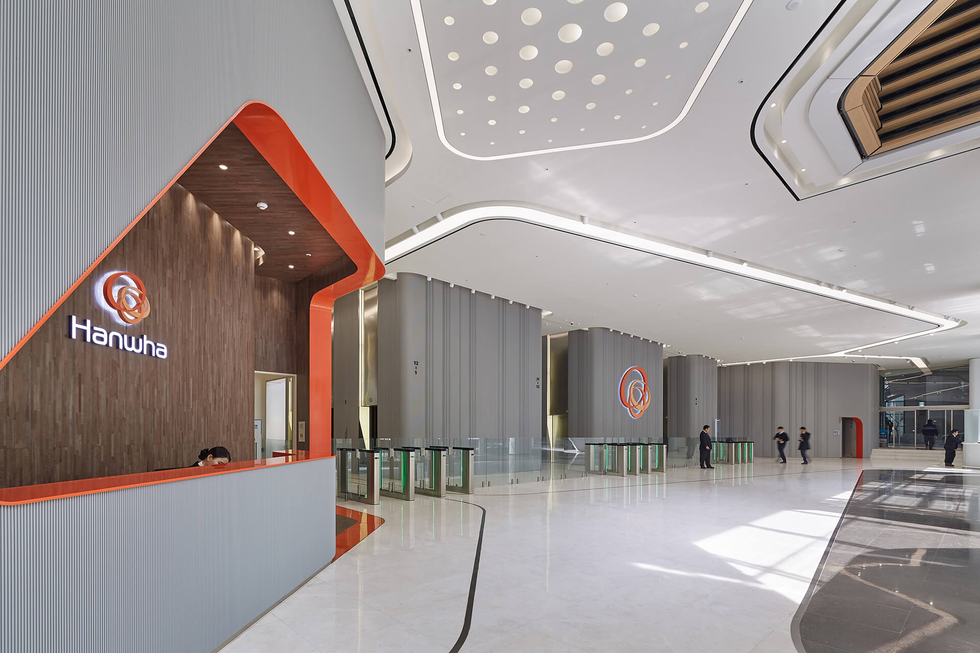 Inside the Hanwha Headquarters | Hanwha Headquarters Remodelling by UNStudio | STIRworld
