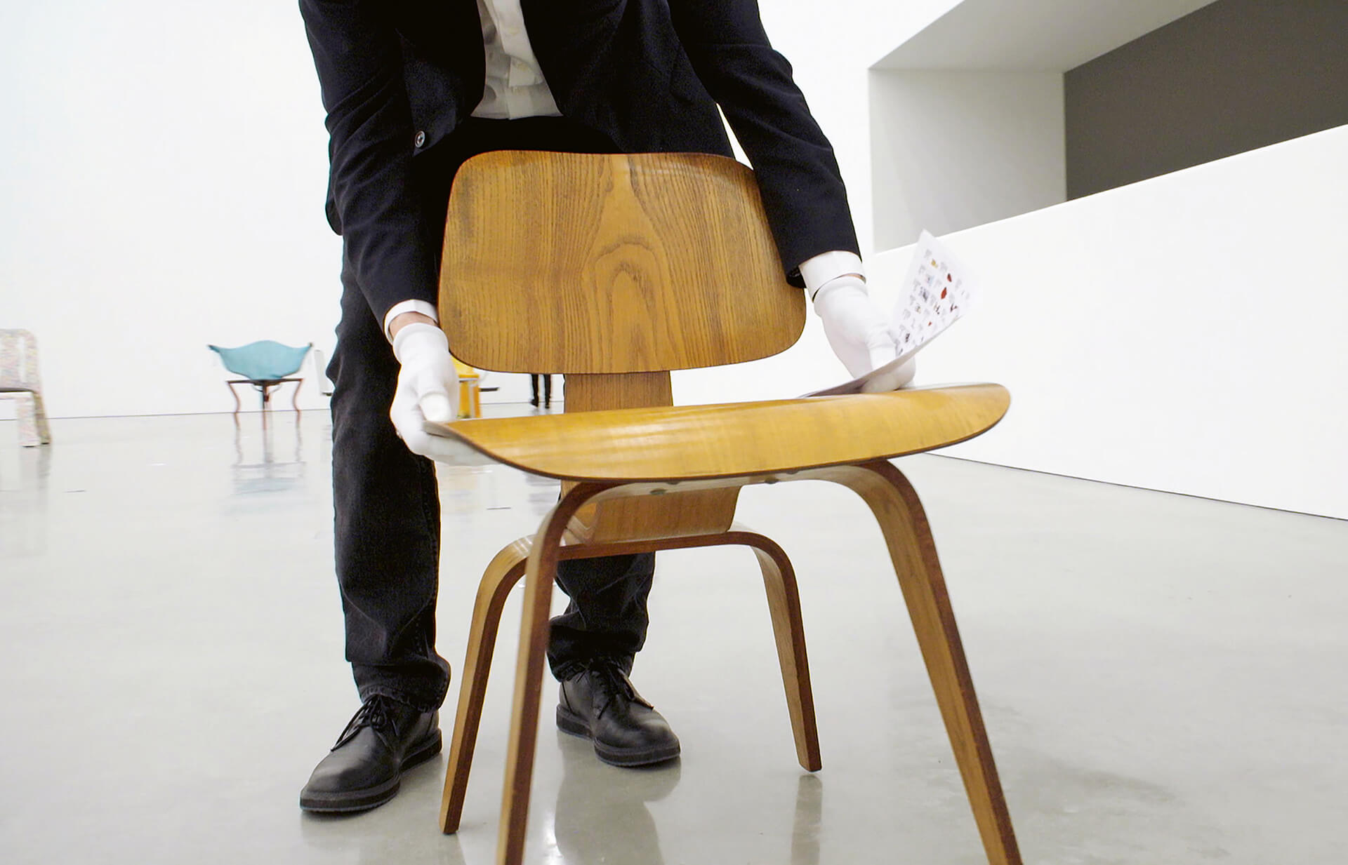 DCW (1941-45) by Charles & Ray Eames | Chair Times | Vitra | STIRworld