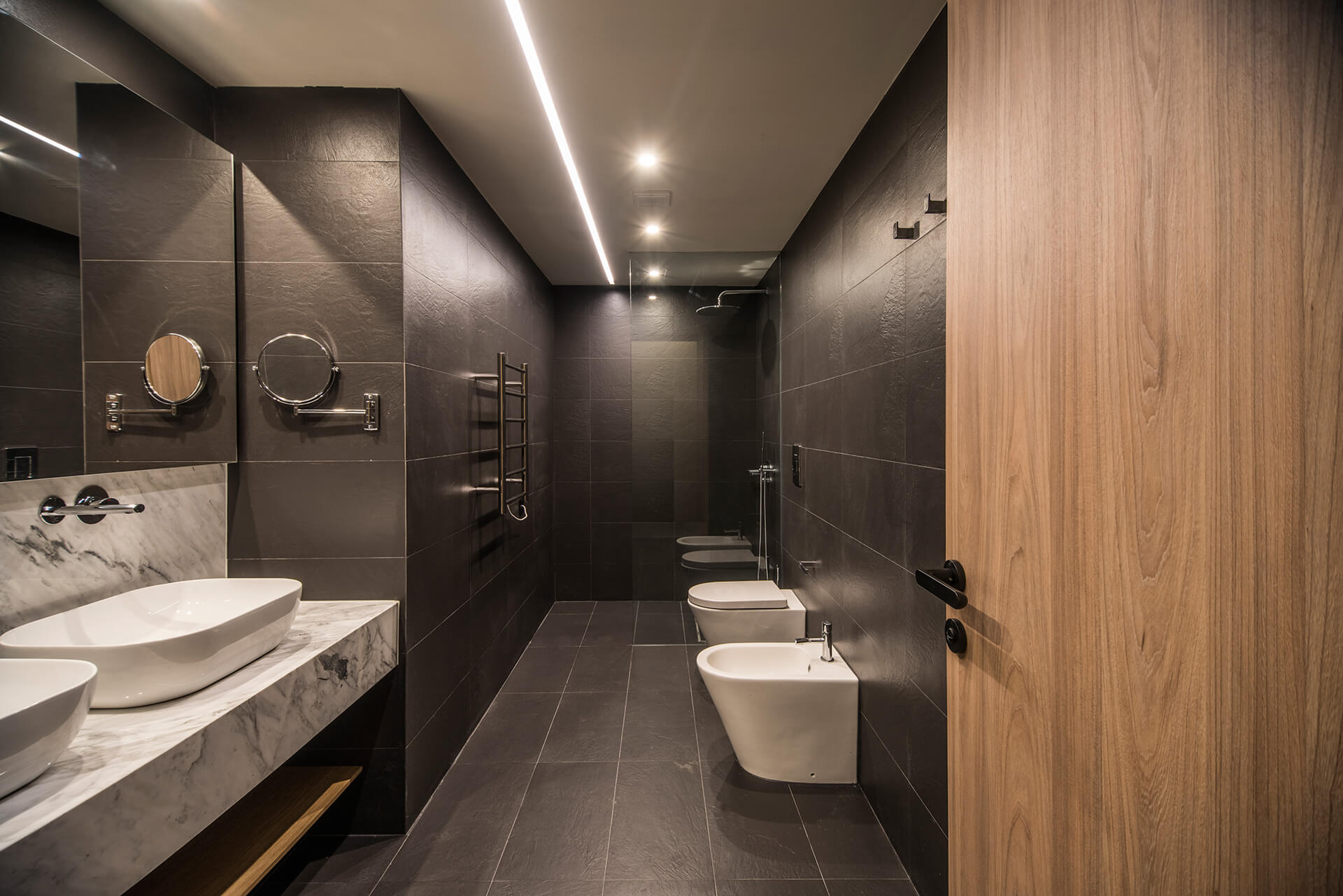 Fortress Suite Bathroom | DAAA Haus wins German Design Award 2020 for Cugó Gran Macina Grand Harbour | STIRworld