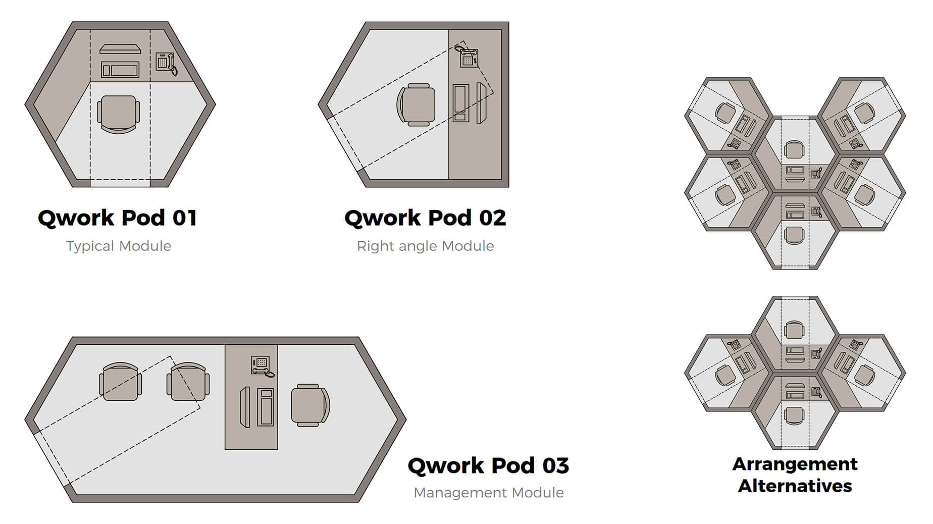 Q.workntine modules | Mohamed Radwan | Cairo | STIRworld