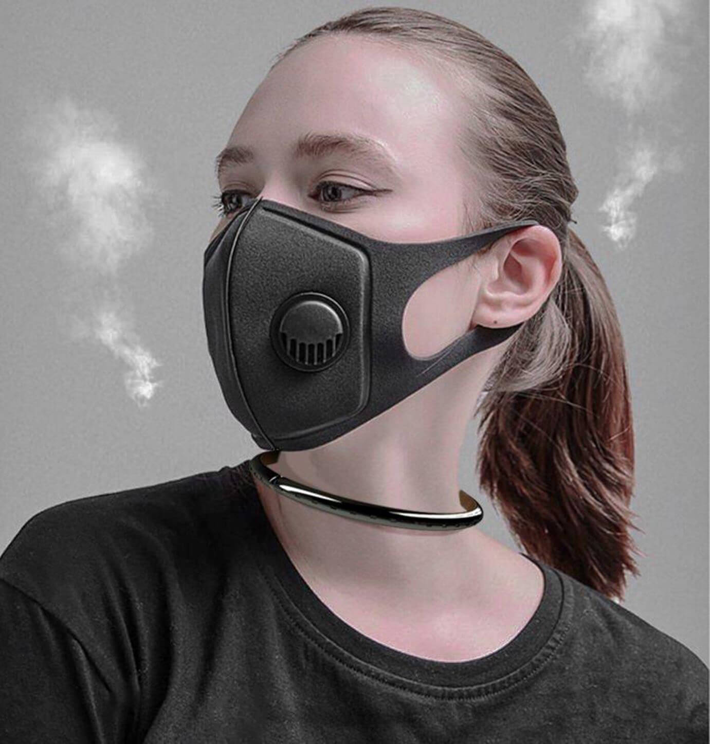 sChoker, a social distancing neck brace | Capsule for Automated Travel | Architecture Discipline| STIRworld