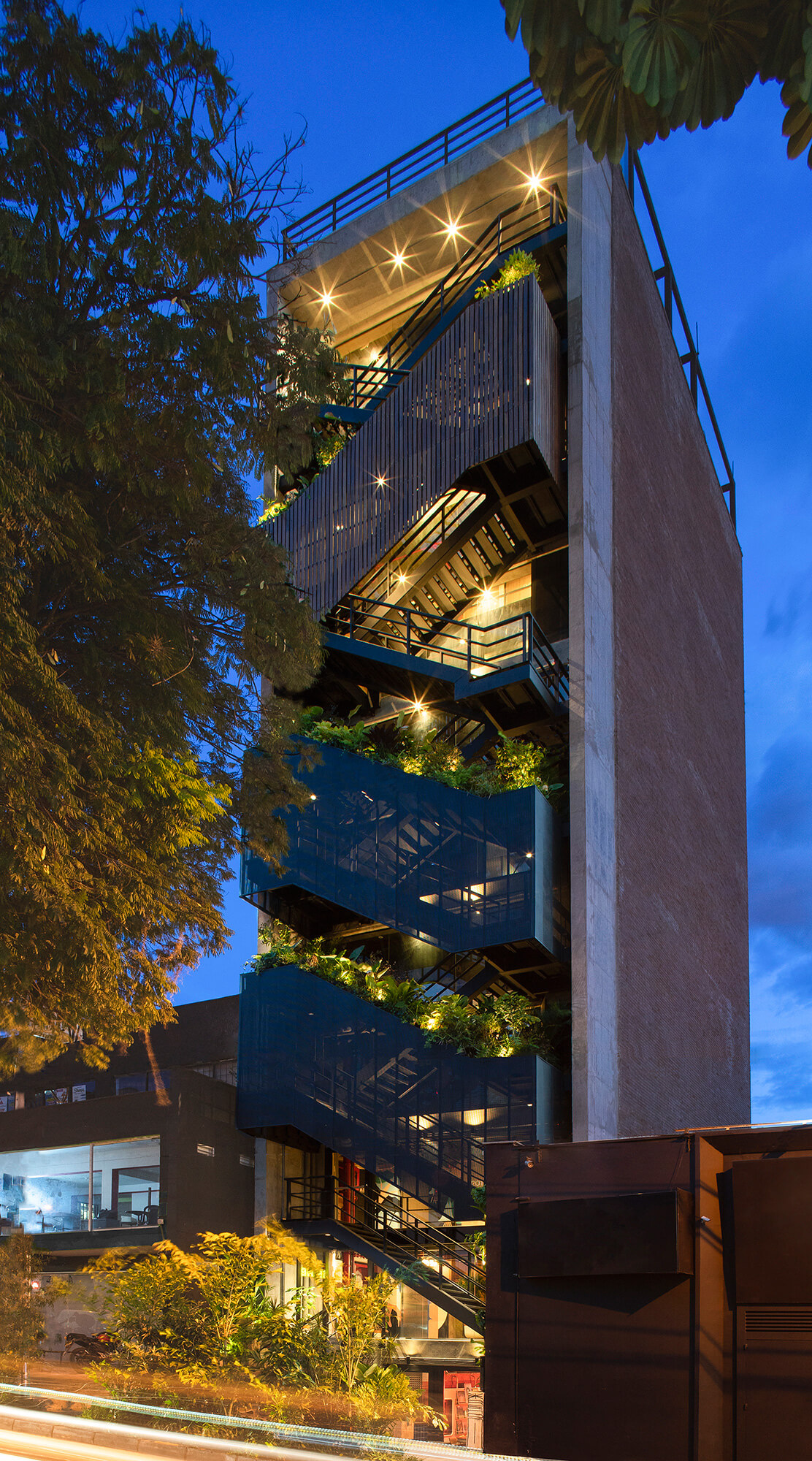 Industrial-looking exteriors of The Somos | A5 Arquitectura |  Medellín, Colombia | STIRworld