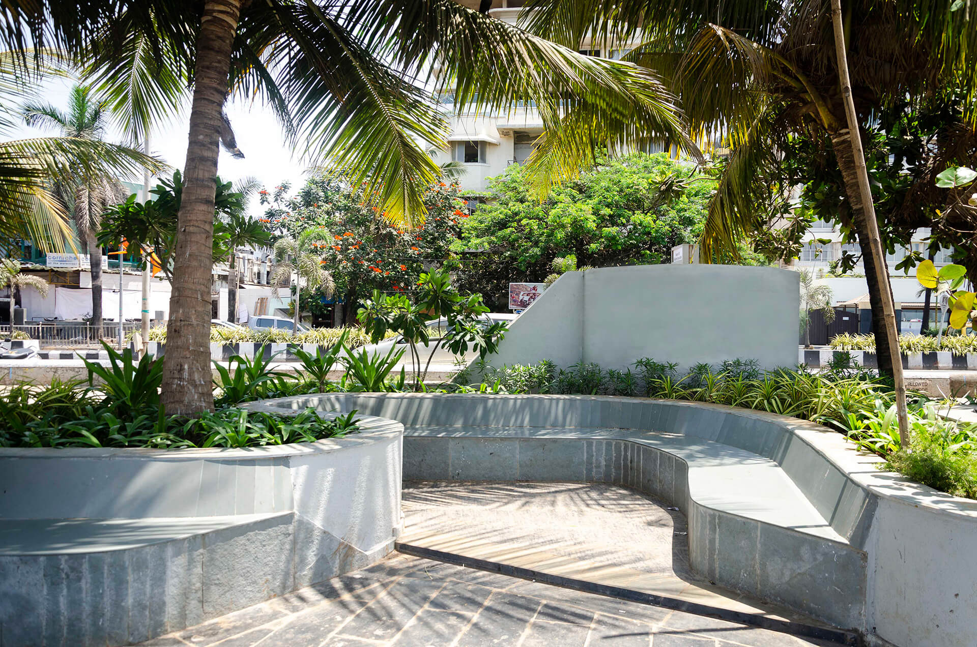 Carter Road park revitalised by the Bandra Collective | Mumbai Street Lab | COVID Safety Initiative | STIRworld