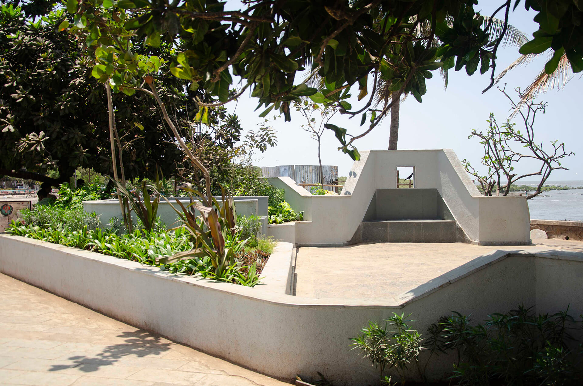The revamped Carter Road park, by Bandra Collective | Mumbai Street Lab | COVID Safety Initiative | STIRworld