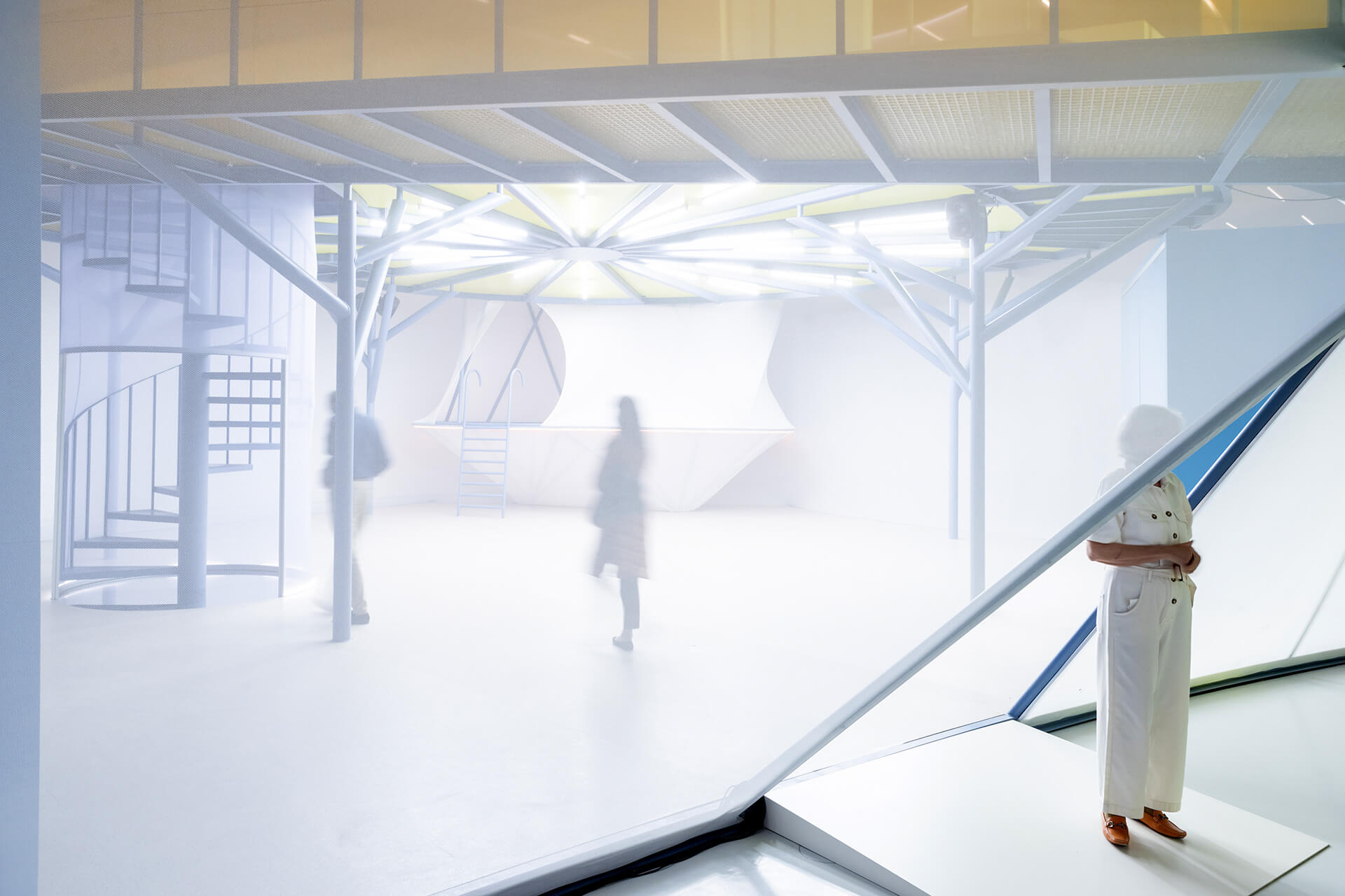 Interactive spaces conceived as part of architectural concept  | MAAT | Lisbon, Portugal | STIRworld