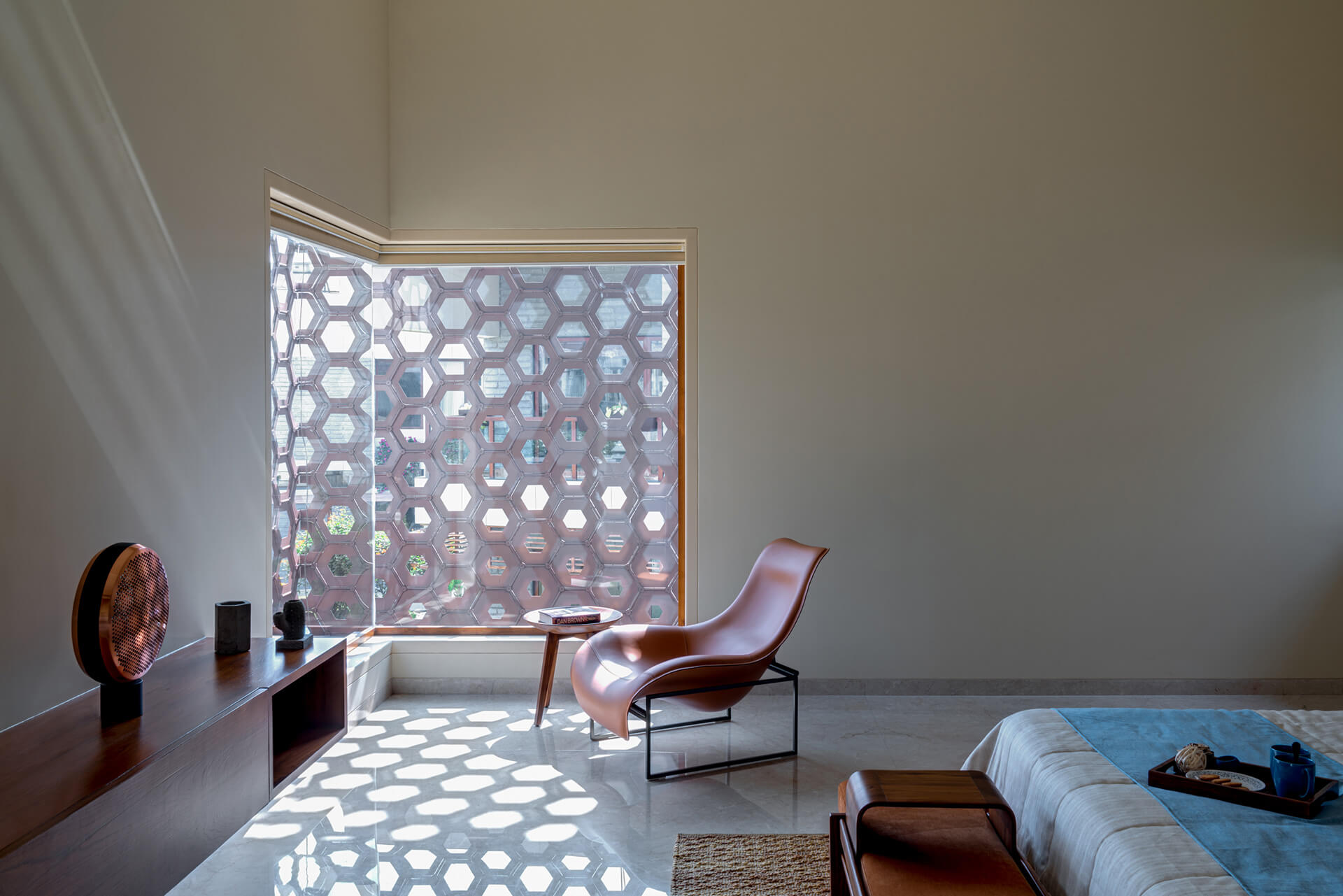 The light filtering into the spaces | Hive | Openideas Architects| STIRworld