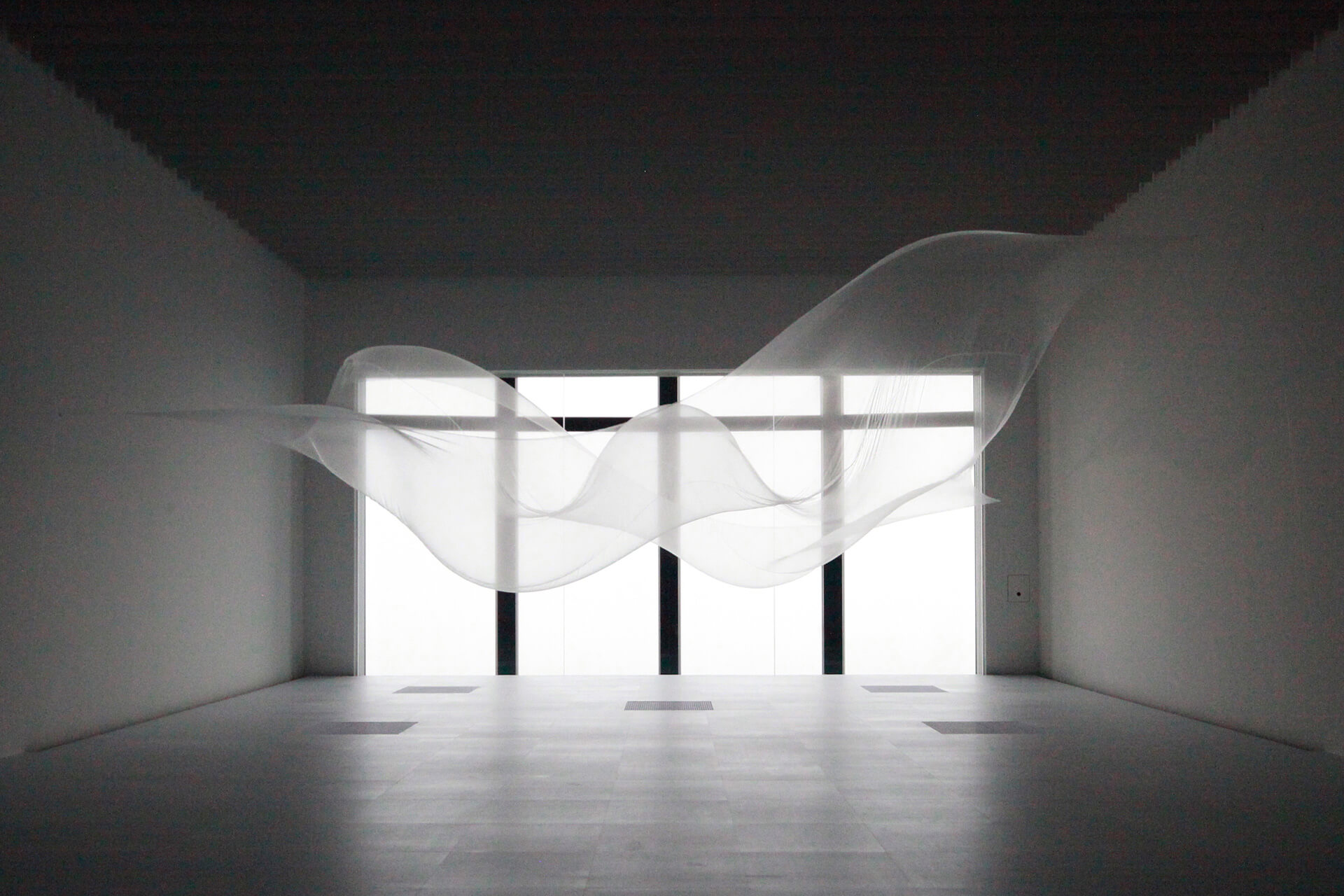 'Liminal Air Space-Time' | Simple Forms: Contemplating Beauty | Shinji Ohmaki | STIRworld
