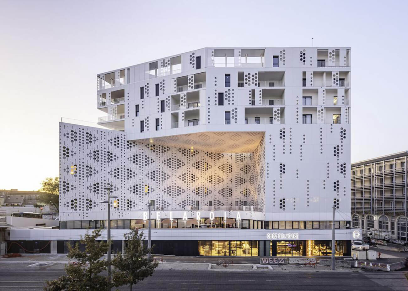 Le Belaroïa by Manuelle Gautrand Architecture | DNA Paris Design Awards 2020| STIRworld