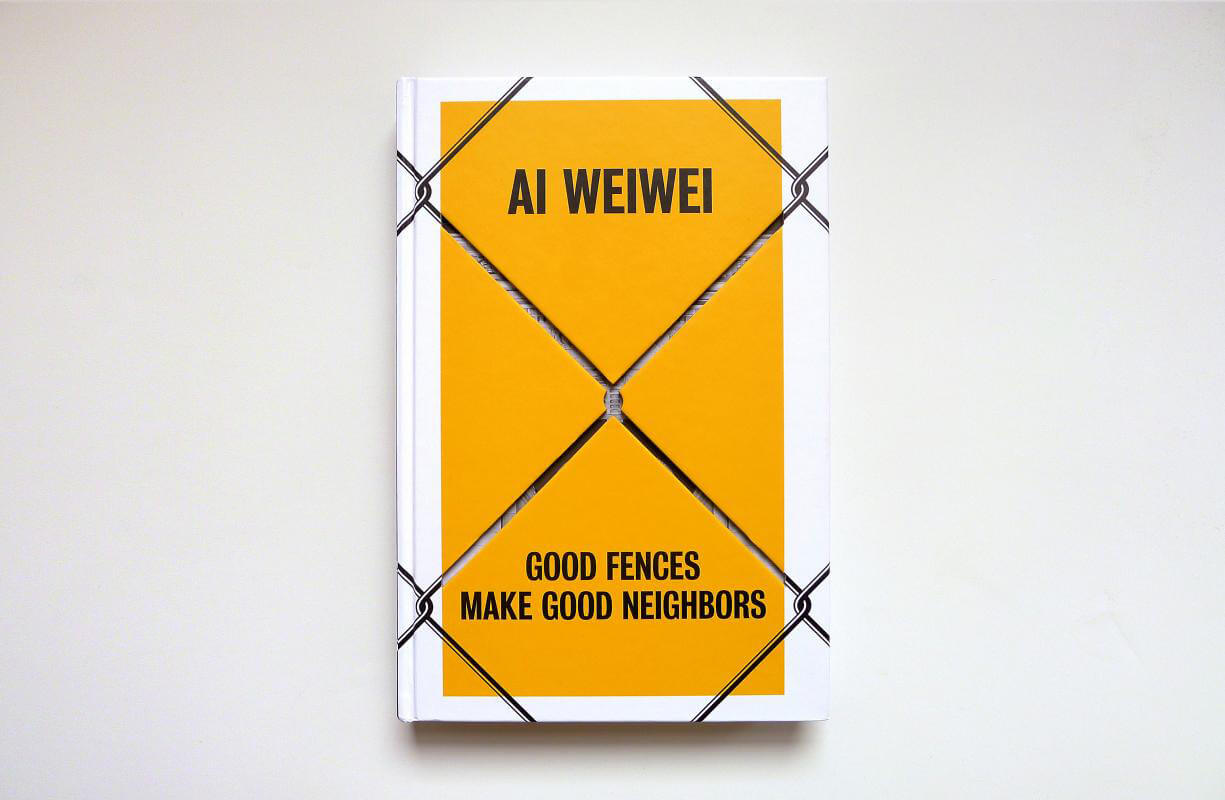 Ai Weiwei: Good Fences Make Good Neighbours by For Office Use Only | DNA Paris Design Awards 2020| STIRworld