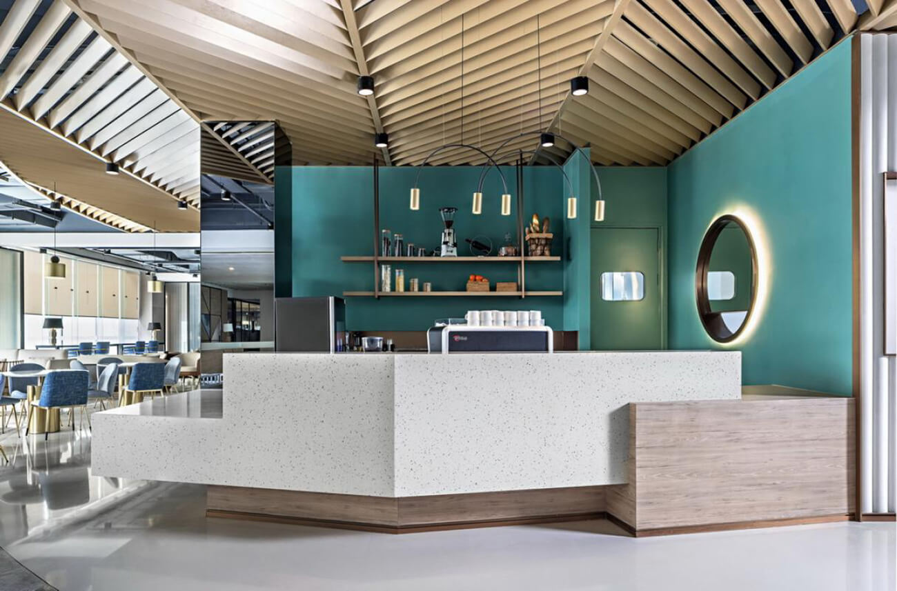 Yanlord Health Cafe by CL3 Architects Limited| DNA Paris Design Awards 2020| STIRworld