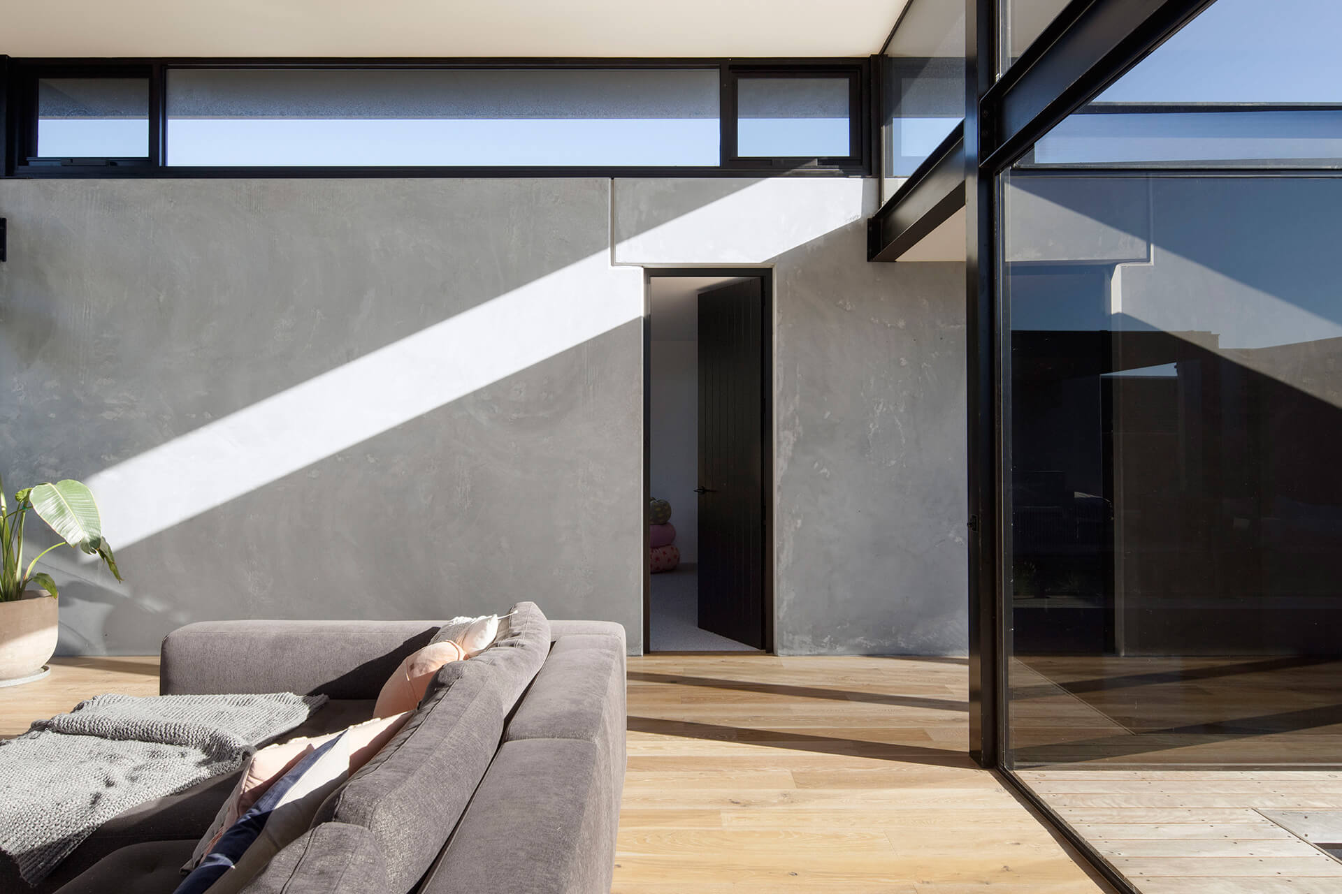 The expression of concrete, steel and wood in its true form | Cashmore House | Lachlan Shepherd Architects | STIRworld