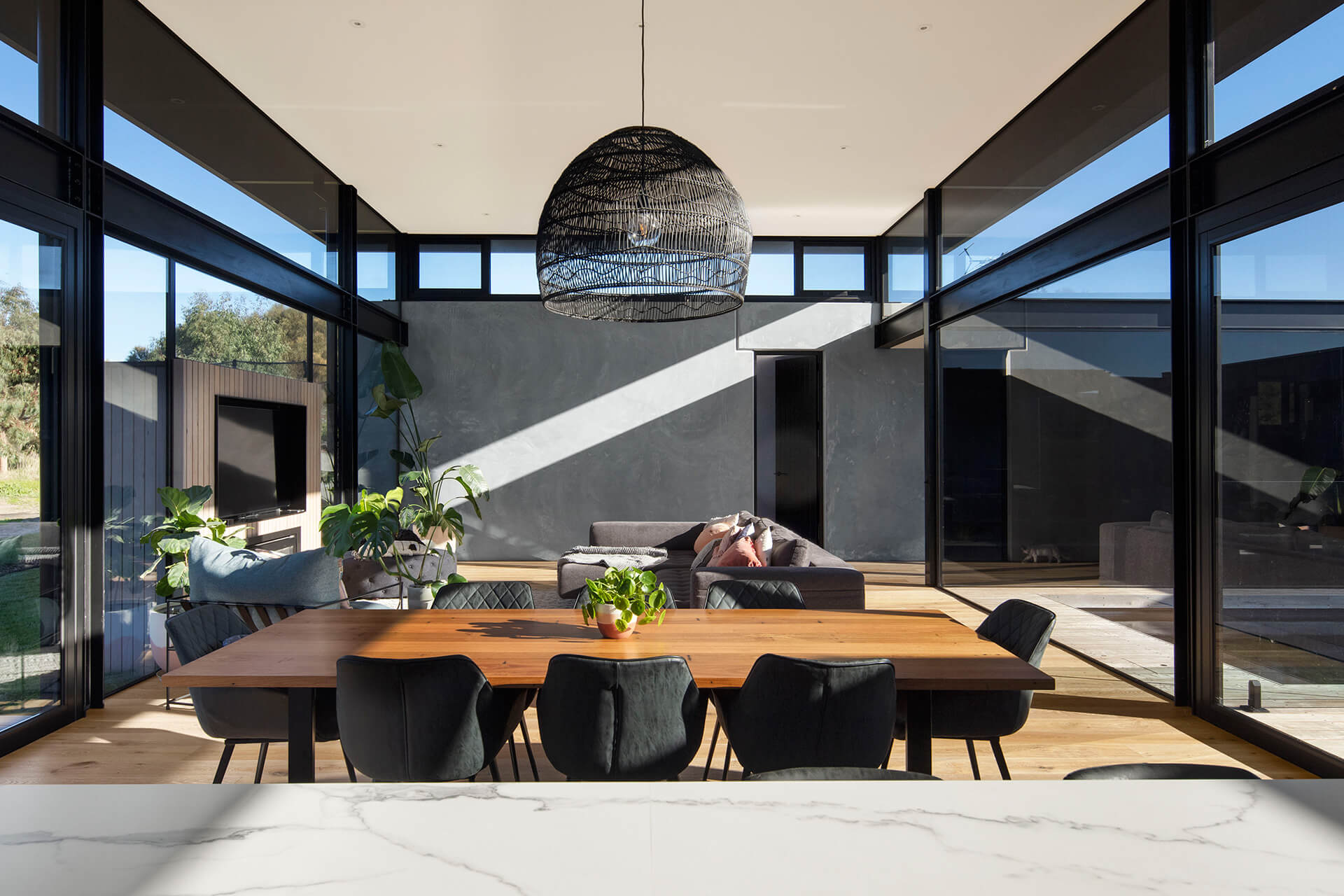 Northern light pouring into the house | Cashmore House | Lachlan Shepherd Architects | STIRworld