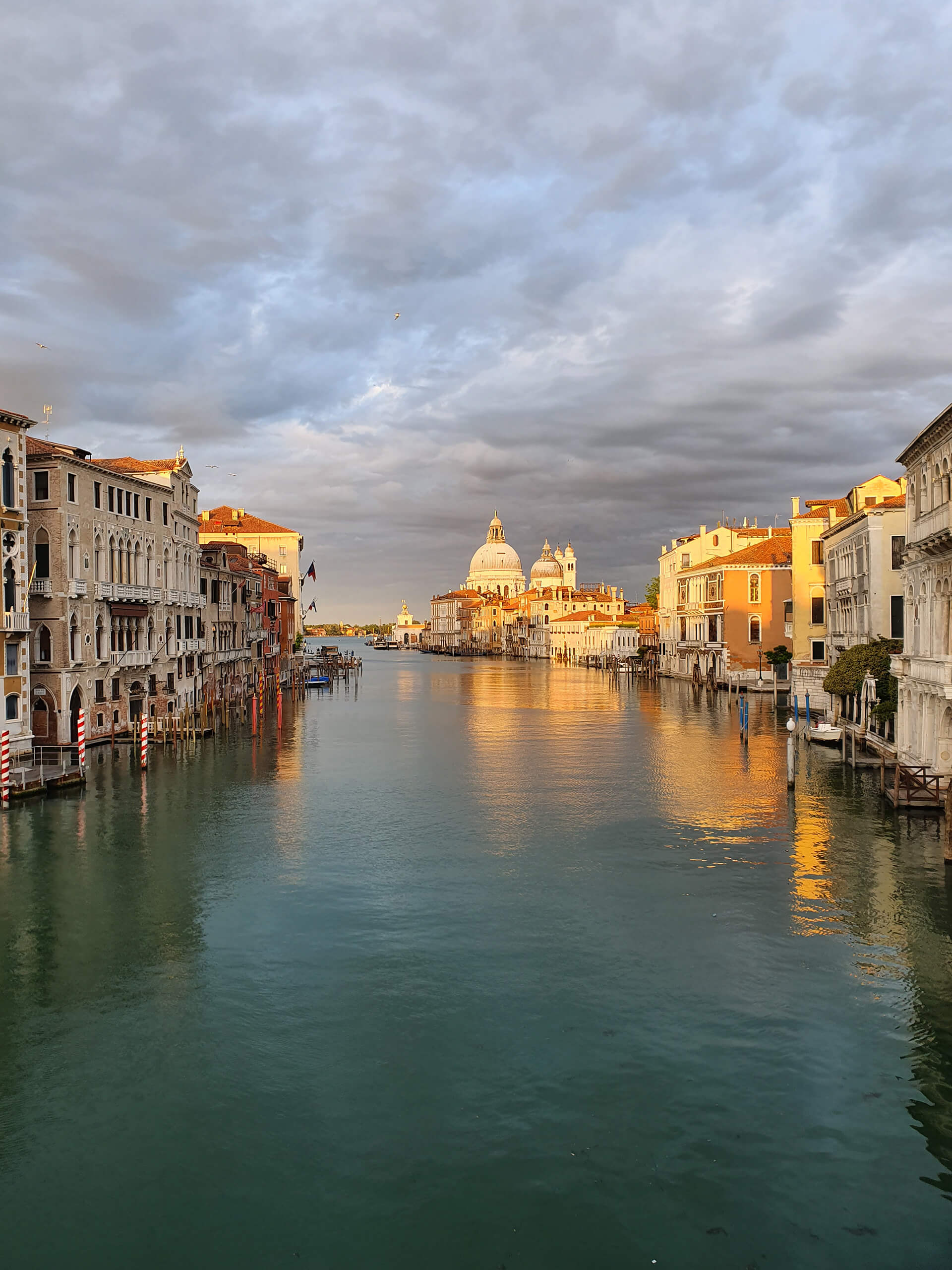A quiet moment along the grand canal | Venice reopens post COVID-19 lockdown | STIRworld
