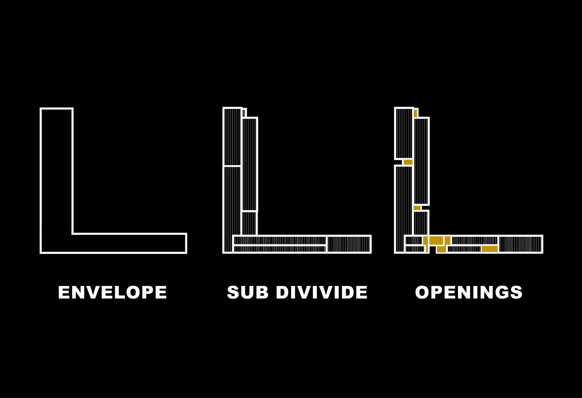 Massing strategy for the mixed-use structure | Prince Plaza | OMA | STIRworld