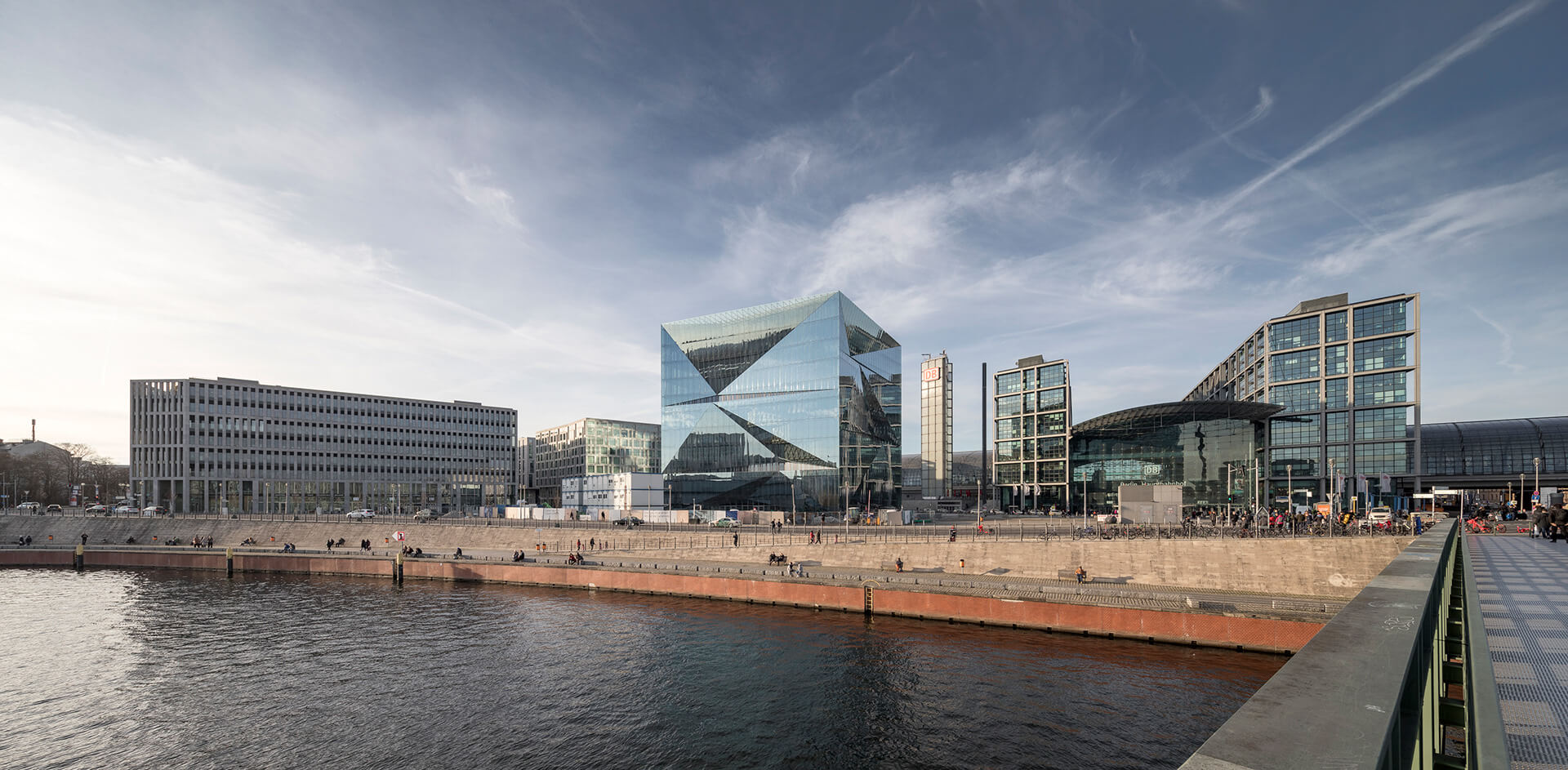 cube berlin designed by 3XN | STIRworld