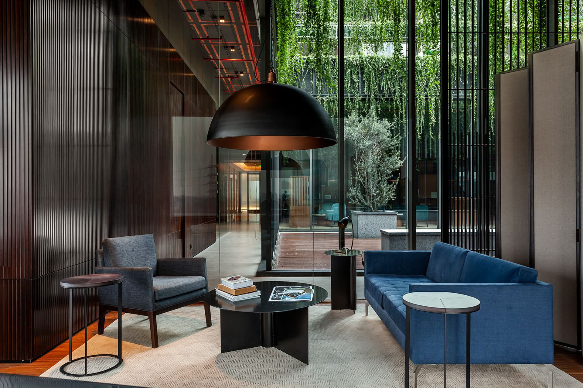 Architecture Discipline adopted an avant-garde approach to the modern office| East India Hotel's headquarters by Architecture Discipline | STIRworld