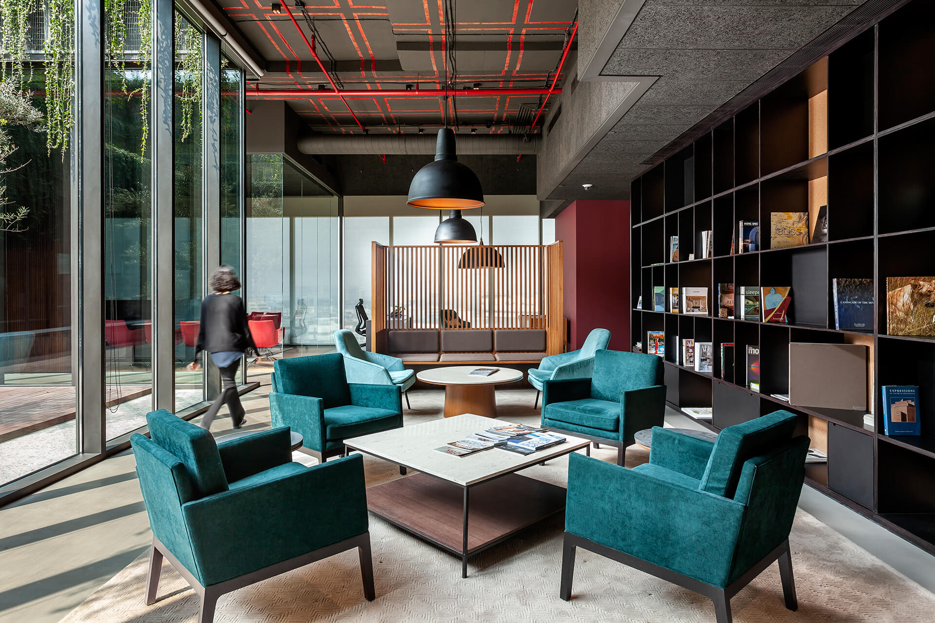 IEclectic furnishing brings dynamic spaces to life | East India Hotels headquarters by Architecture Discipline | STIRworld