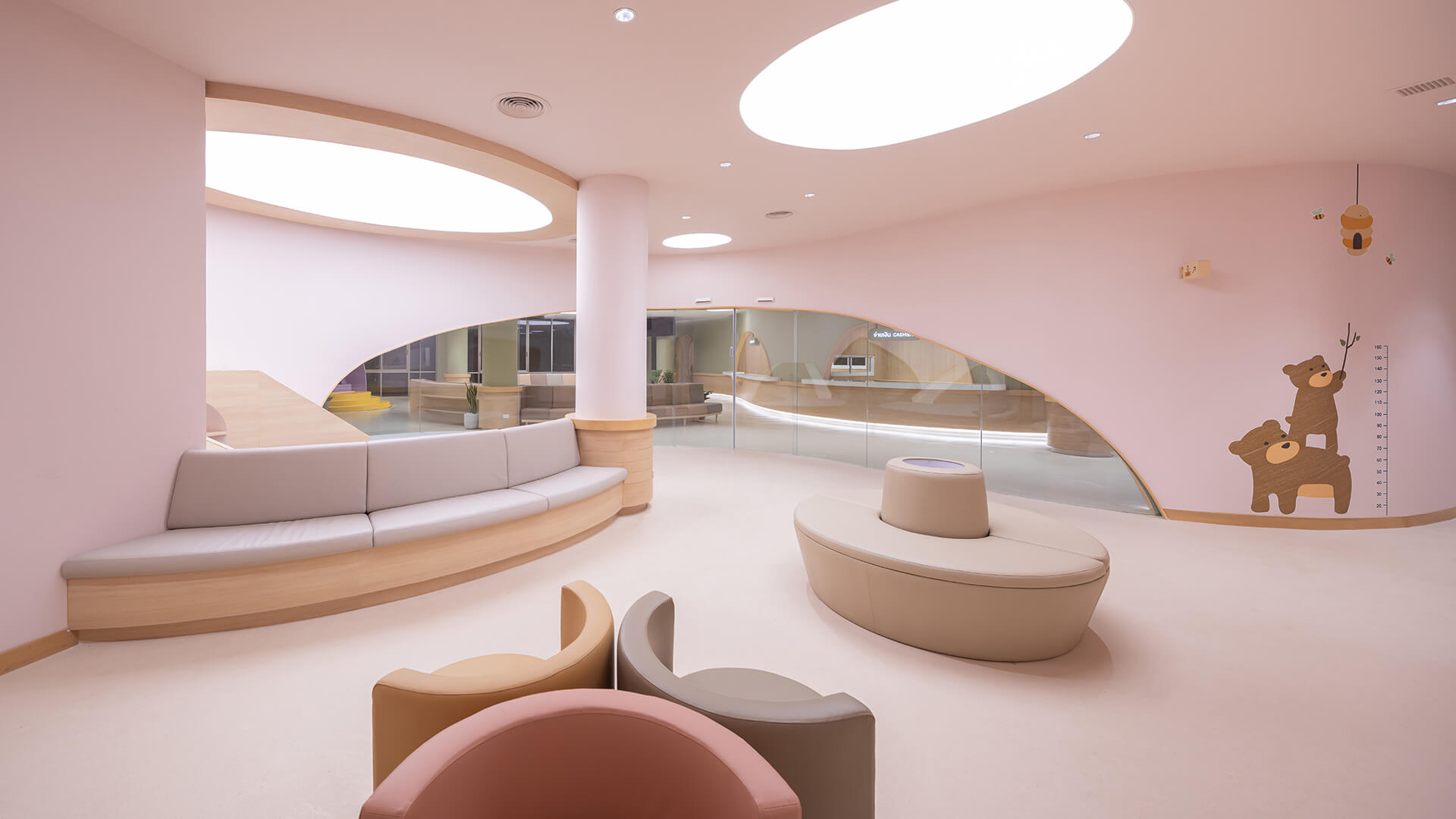 Inside the fun, colourful hospital | EKH Children's Hospital by Integrated Field | STIRworld