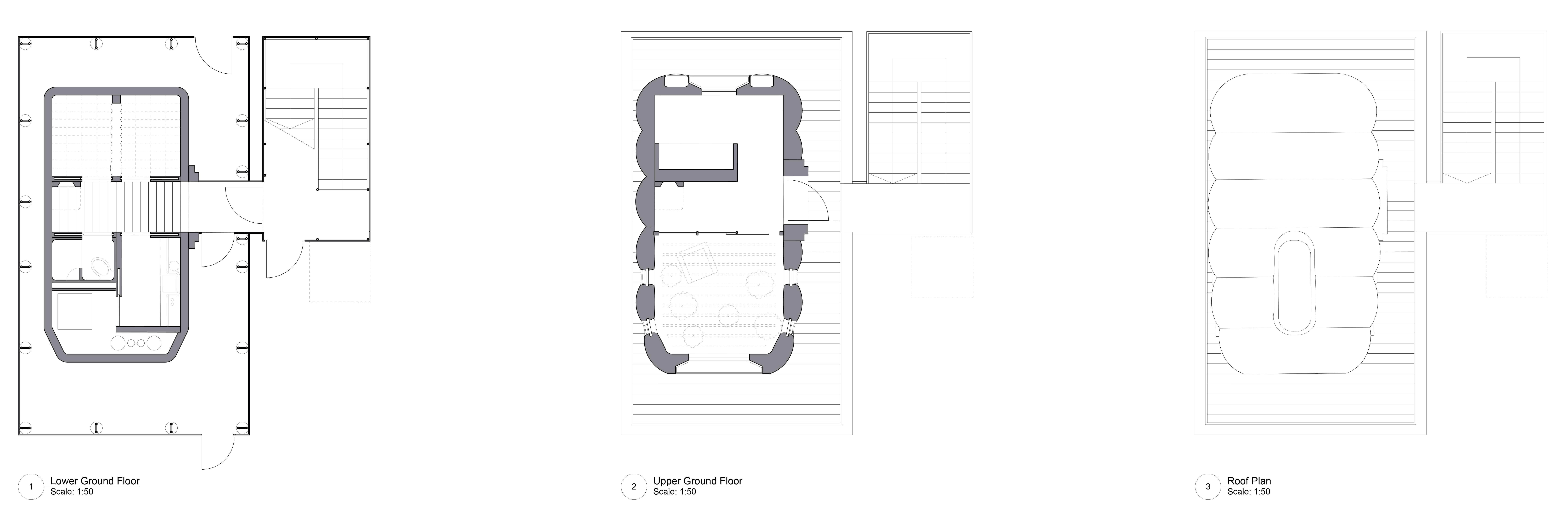 Layout Plans | Hugh Broughton Architects | Bristol | STIRworld