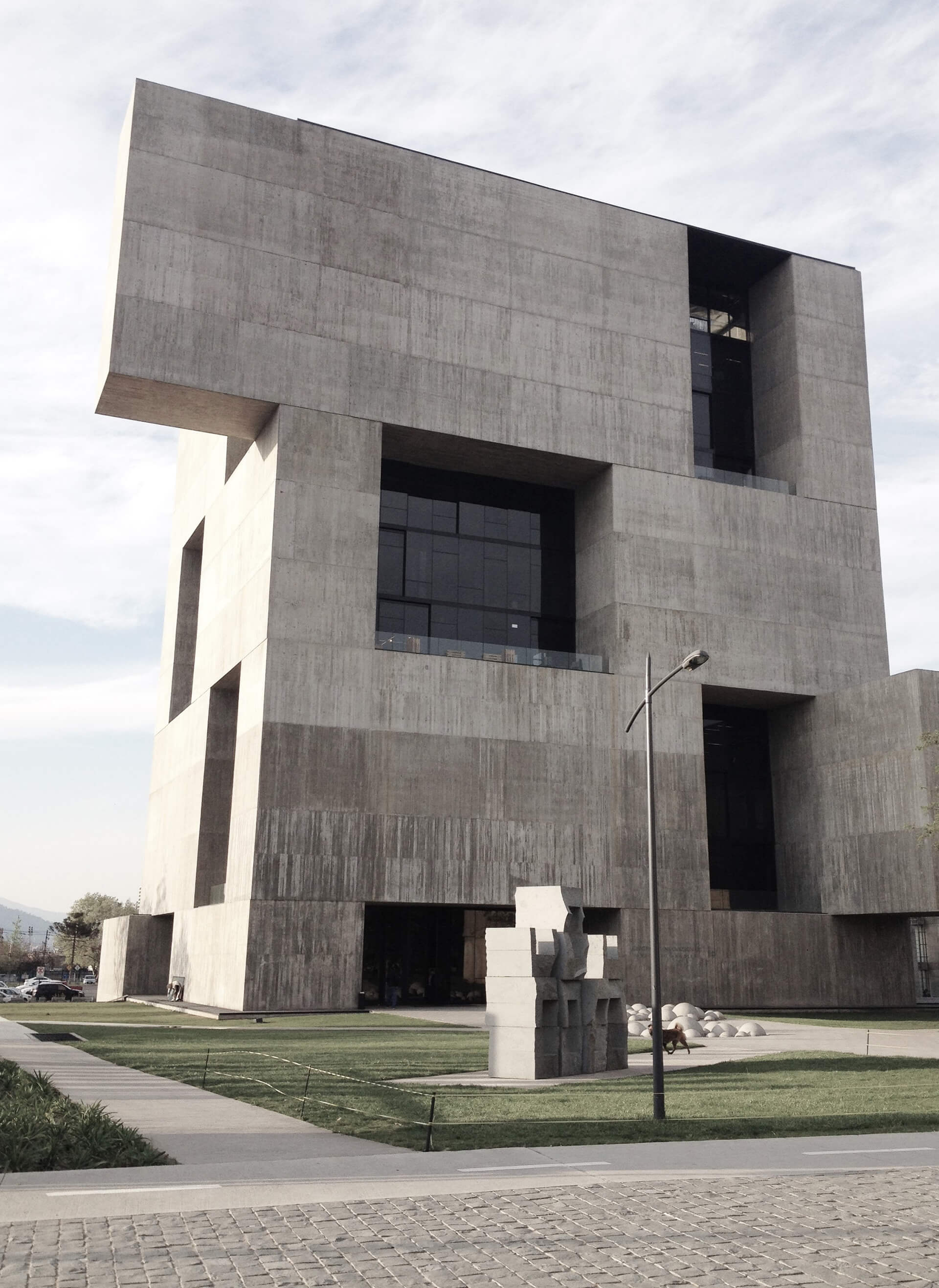 UC Anacleto Angelini Innovation Center, designed by Aravena | Alejandro Aravena | Pritzker Architecture Prize | STIRworld