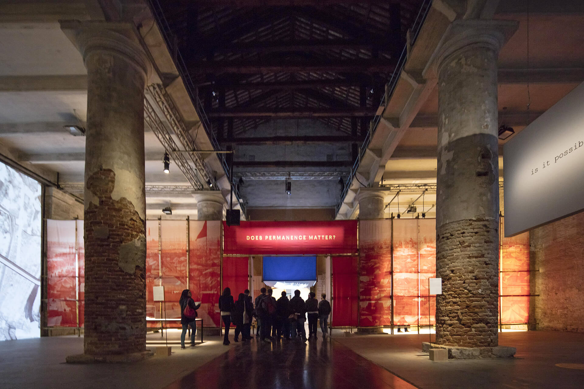 Installation view of the Venice Biennial, 2018 | RMA Architects | STIRworld