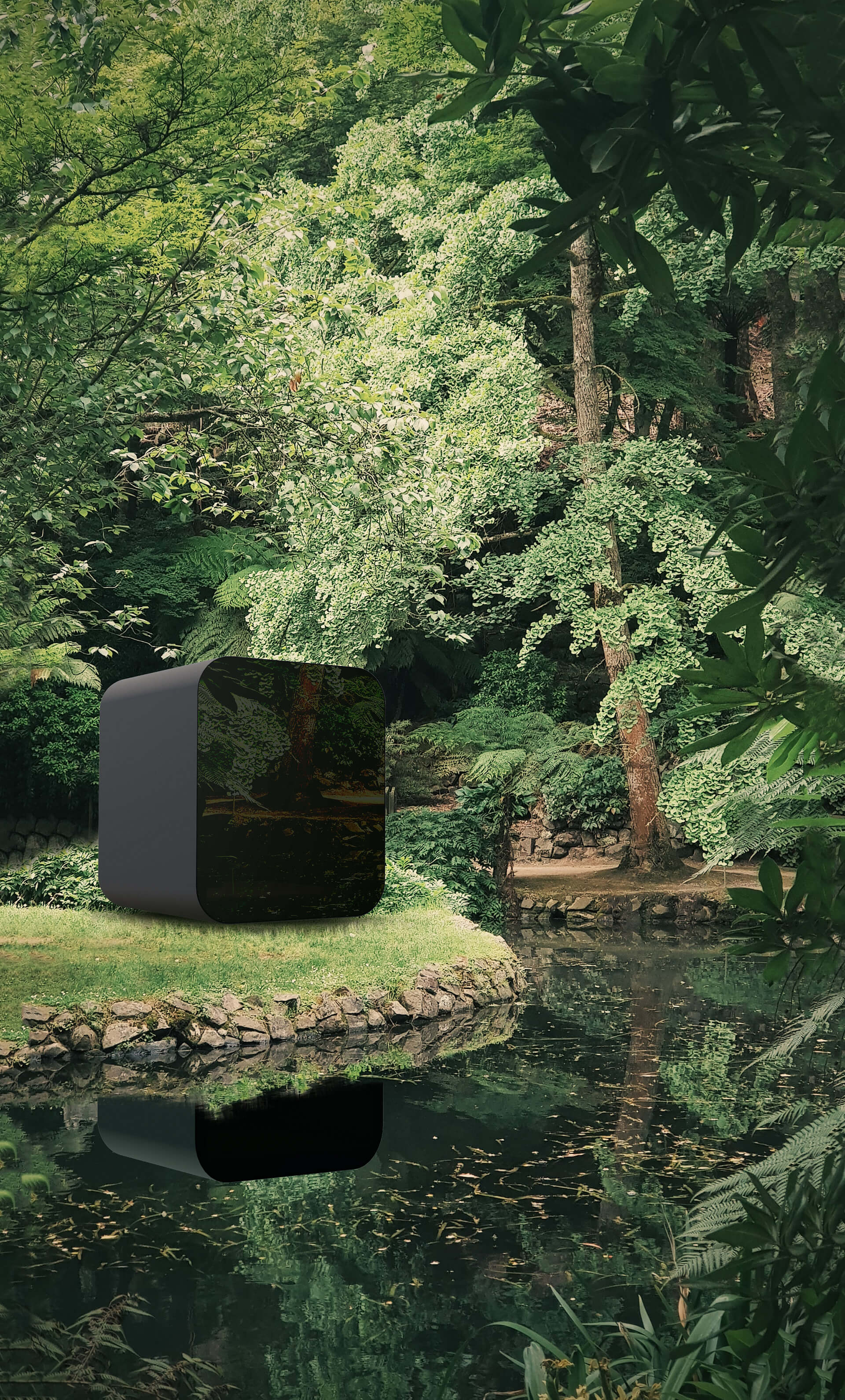 The Studypod seeks to improve productivity in working by allowing users to visually engage with nature | Studypod | Livit | STIRworld