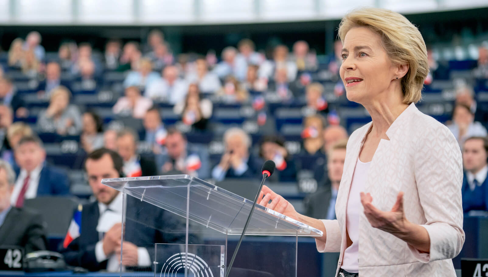 Ursula von der Leyen, president of the European Commission, recently announced the plans for the new European Bauhaus | European Bauhaus | European Commission | STIRworld