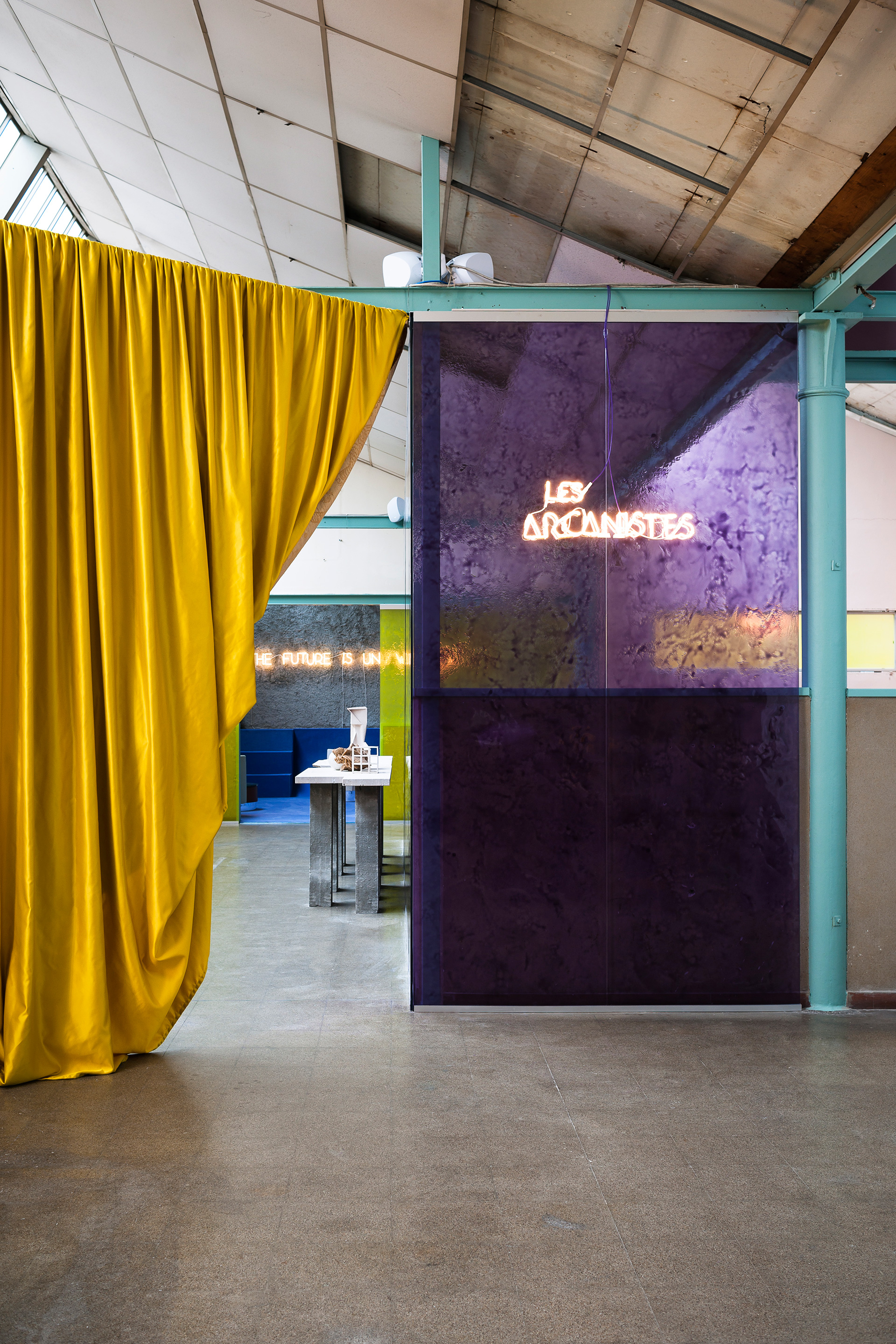 Studiopepe Stages Alchemy Of Materials Through Les Arcanistes