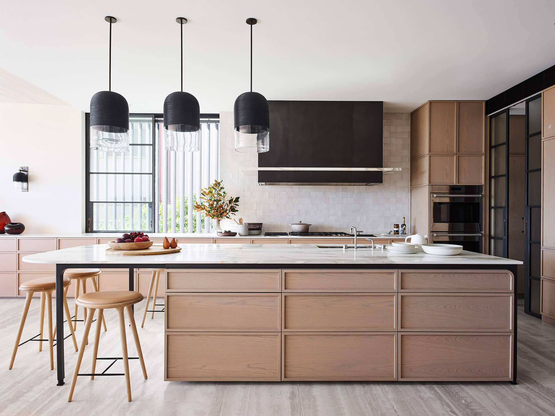 The kitchen had a separately detailed brief from the clients | Hill House Interiors | Decus Interiors | STIRworld