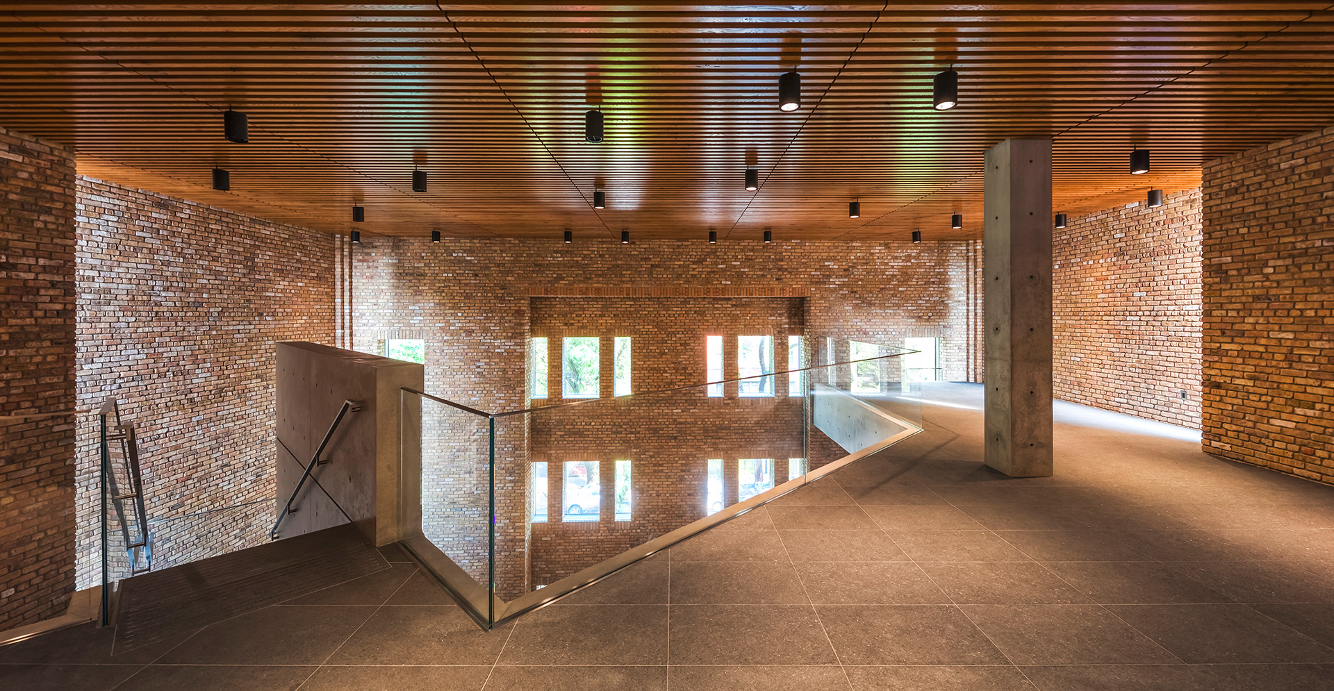 The new interiors of the building| Wrightwood 659| Tadao Ando| STIR
