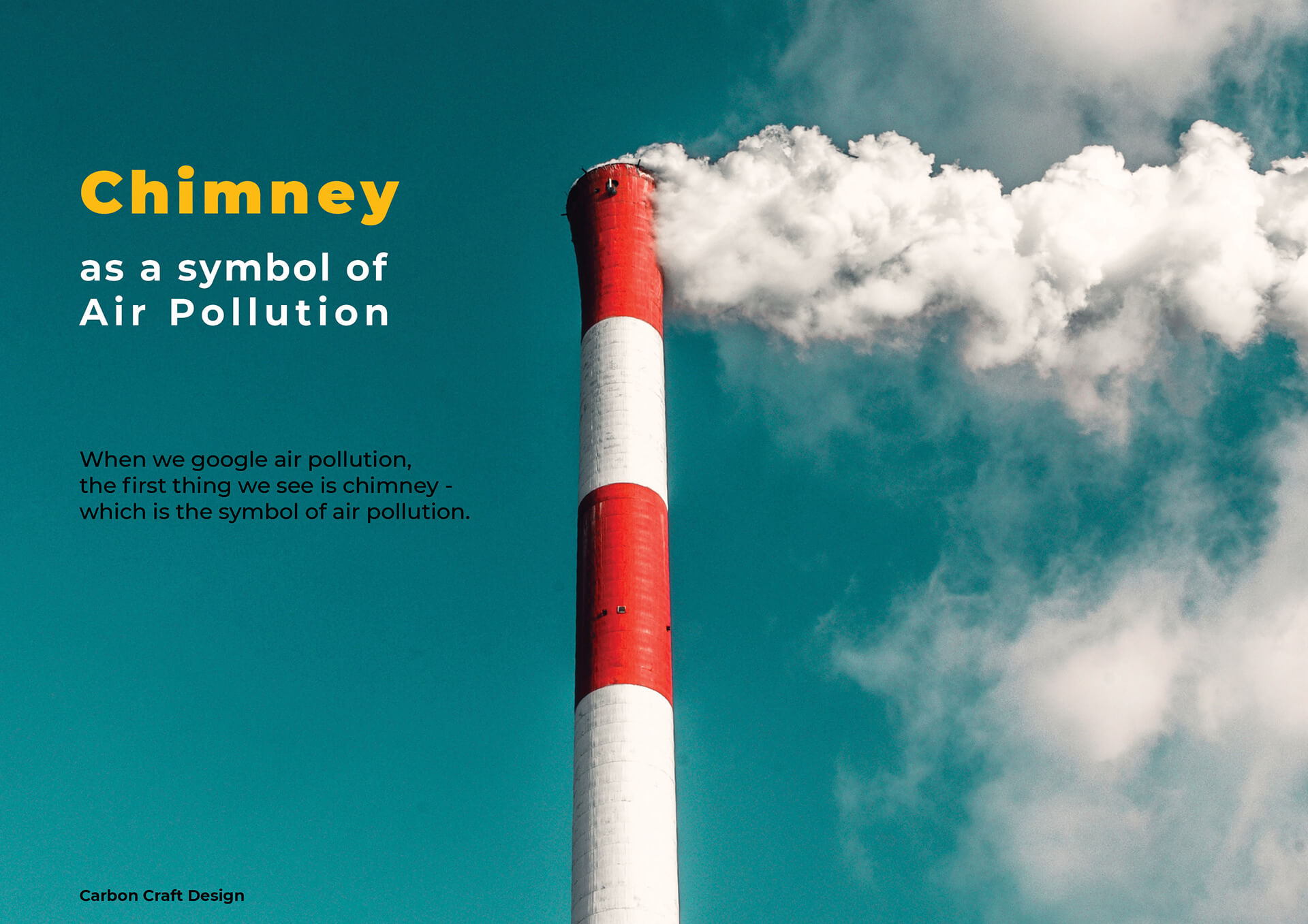 Chimney as a symbol of air pollution | Reverse Chimney Pavilion by Carbon Craft Design | STIRworld