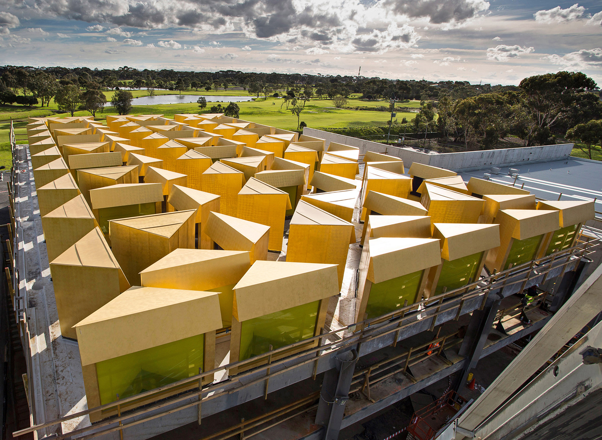 The Australian Islamic Centre designed by Glenn Murcutt| MPavilion 2019| Glenn Murcutt| STIR
