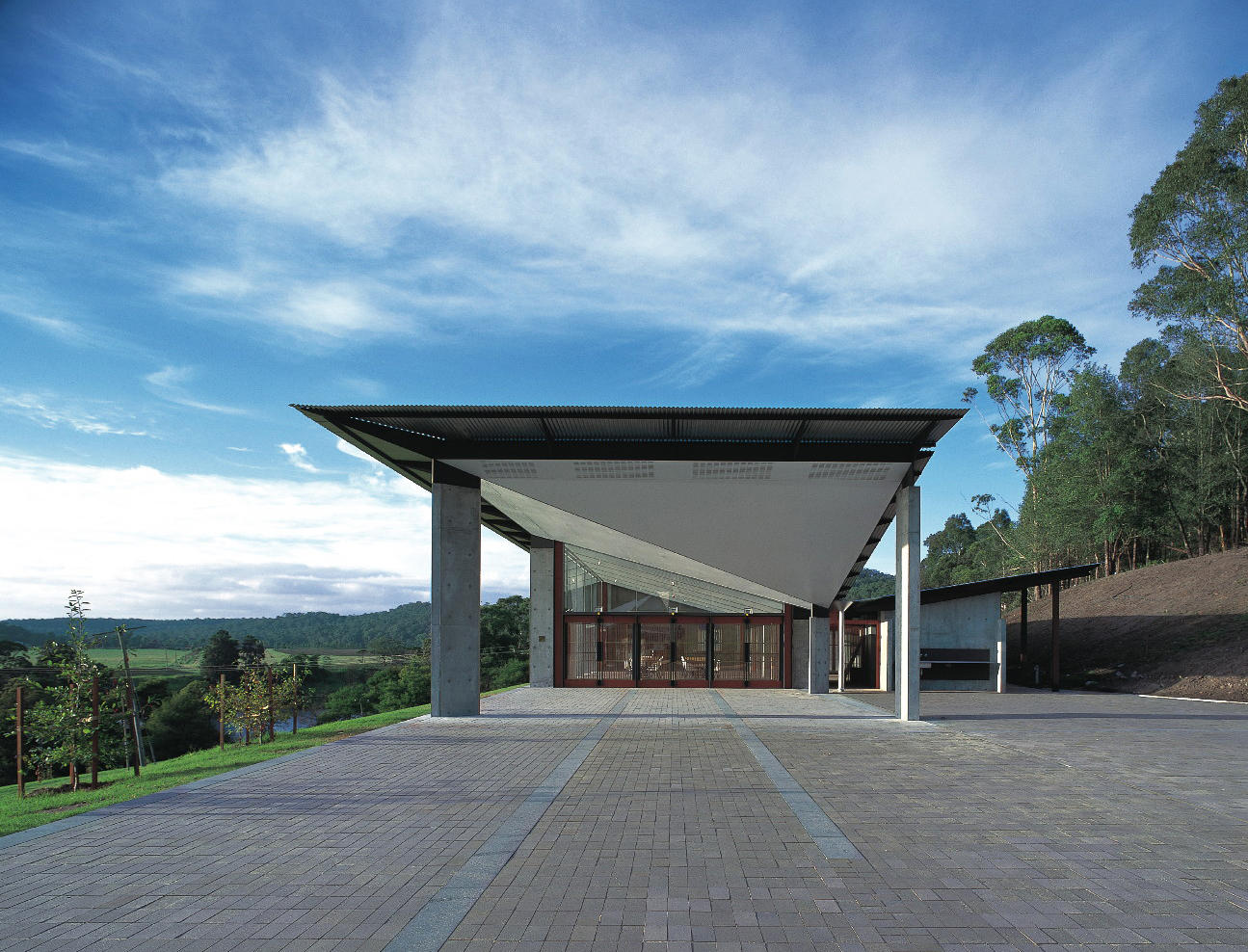 The Arthur and Yvonne Boyd Education Centre Riversdale by Glenn Murcutt| MPavilion 2019| Glenn Murcutt| STIR