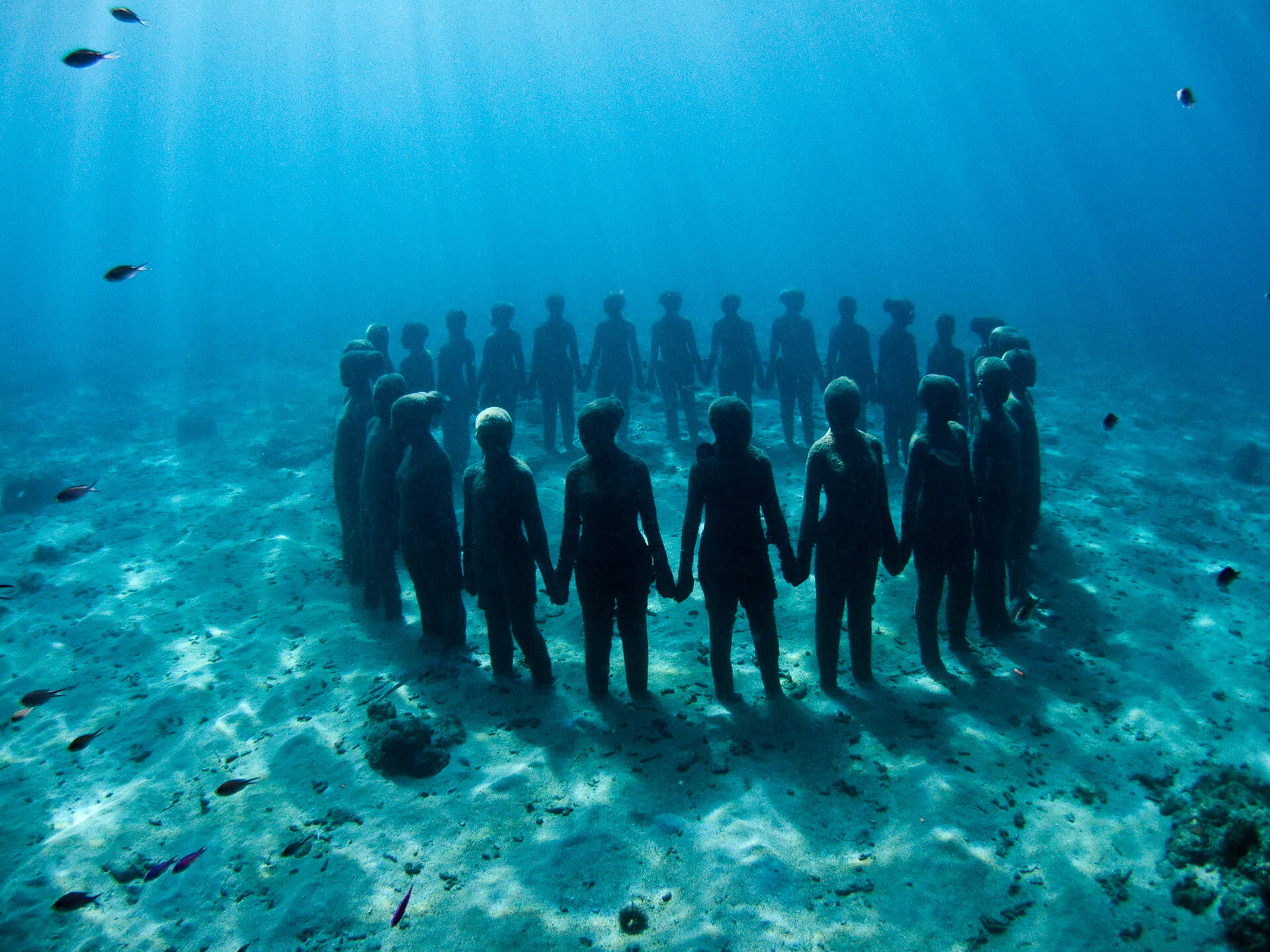 Vicissitudes by Taylor | The Rising Tide | Jason deCaires Taylor | STIRworld