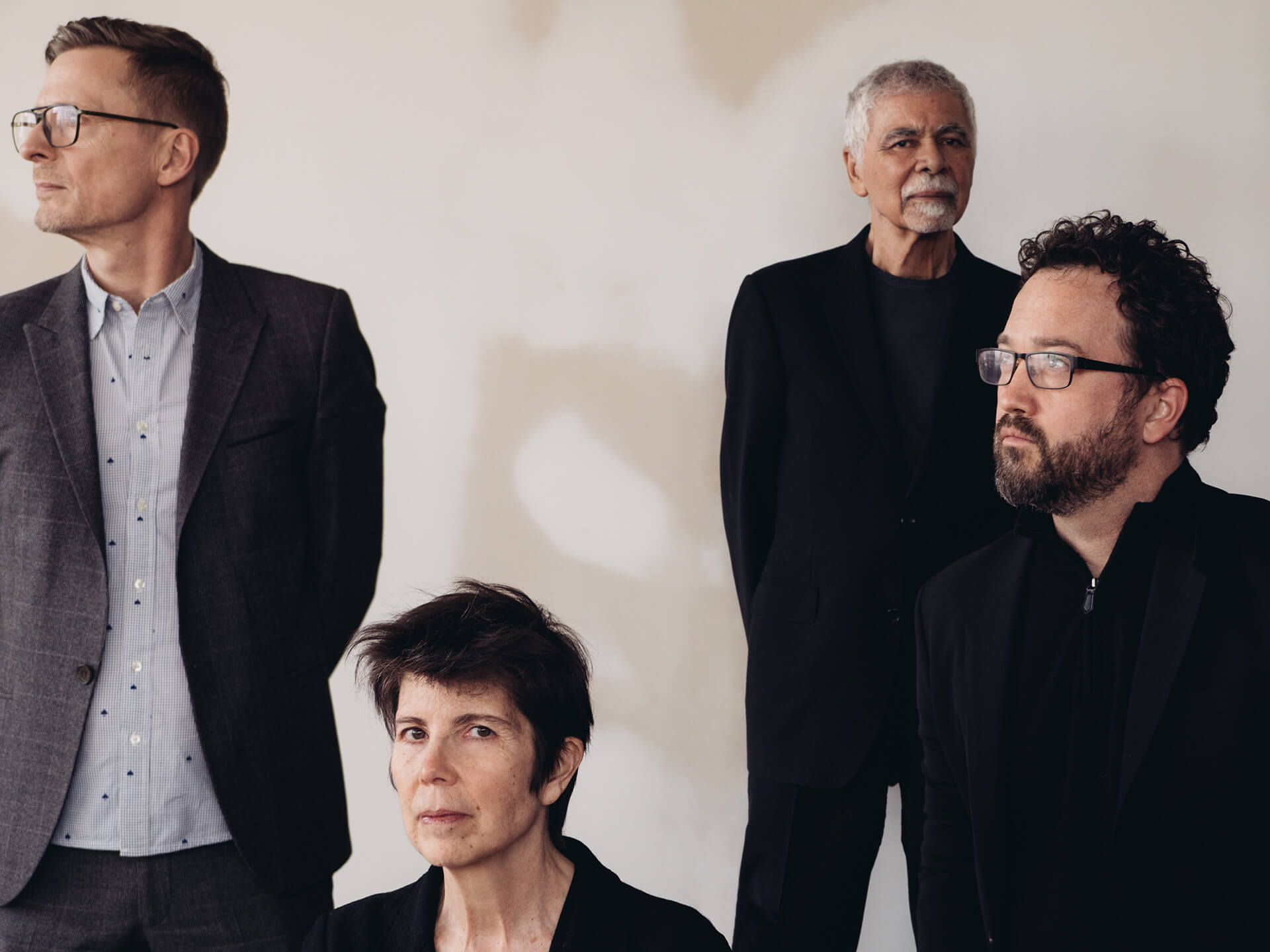 The four partners at DS+R - Elizabeth Diller, Ricardo Scofidio, Charles Renfro and Benjamin Gilmartin | Aboriginal Art and Cultures Centre | Diller Scofidio + Renfro | STIRworld